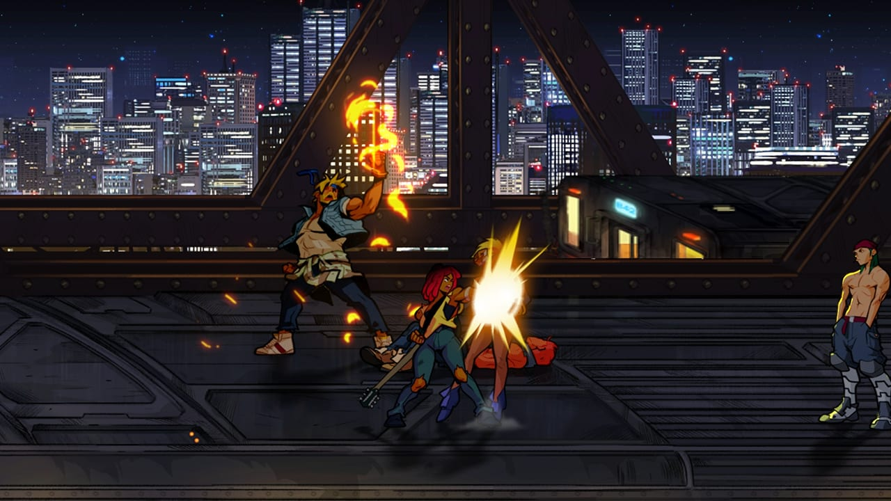 streets of rage 4 switch screenshot02