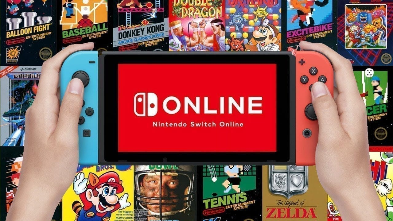 Nintendo Switch Online classic games