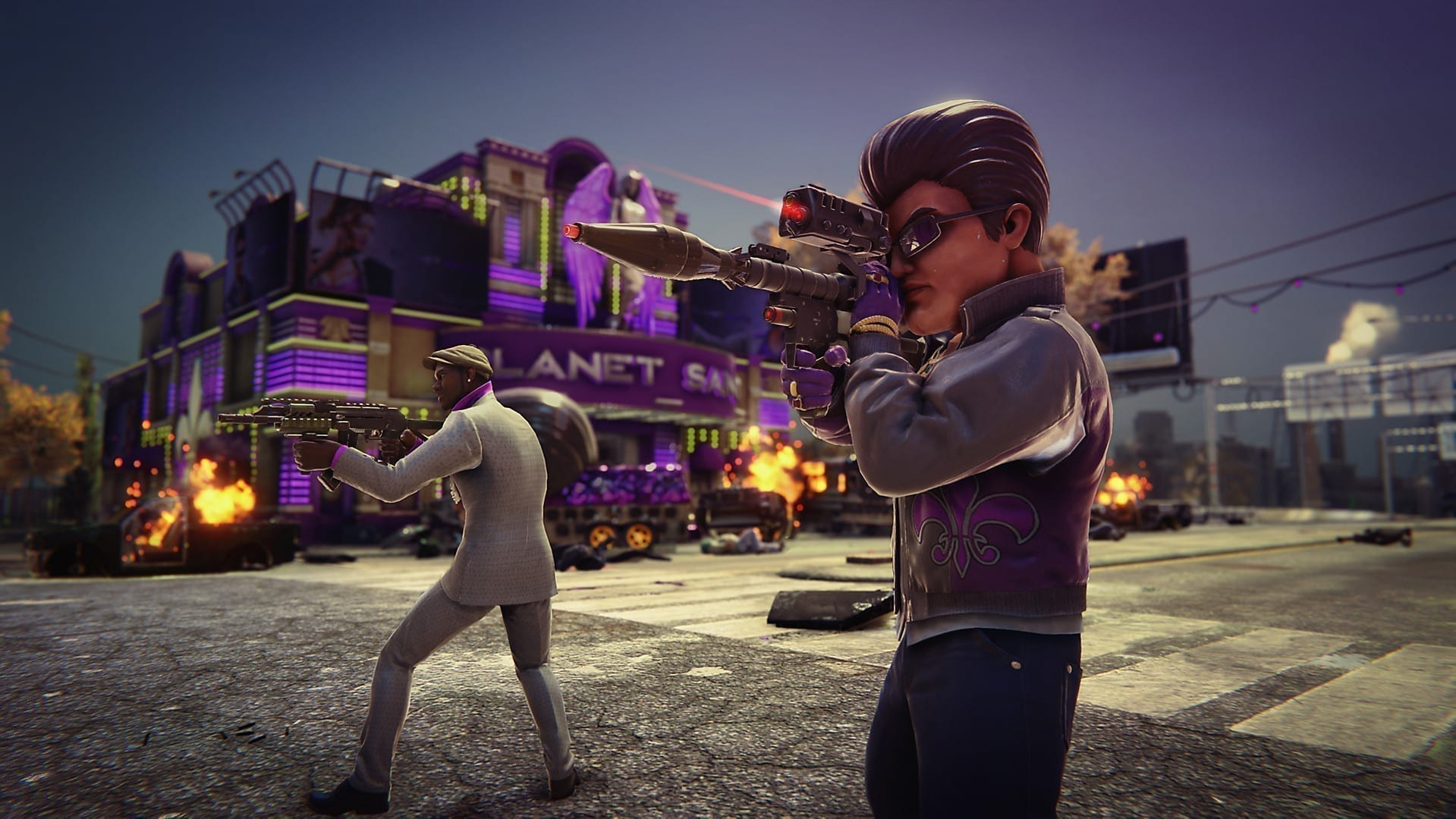 Saints Row The Third Remastered Has Received a Launch Trailer