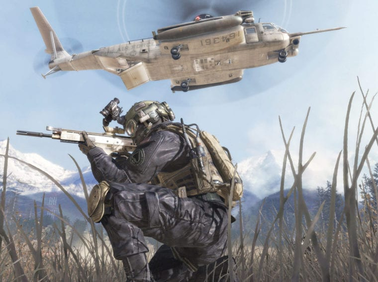 Modern Warfare 2: Remastered Out On PC.