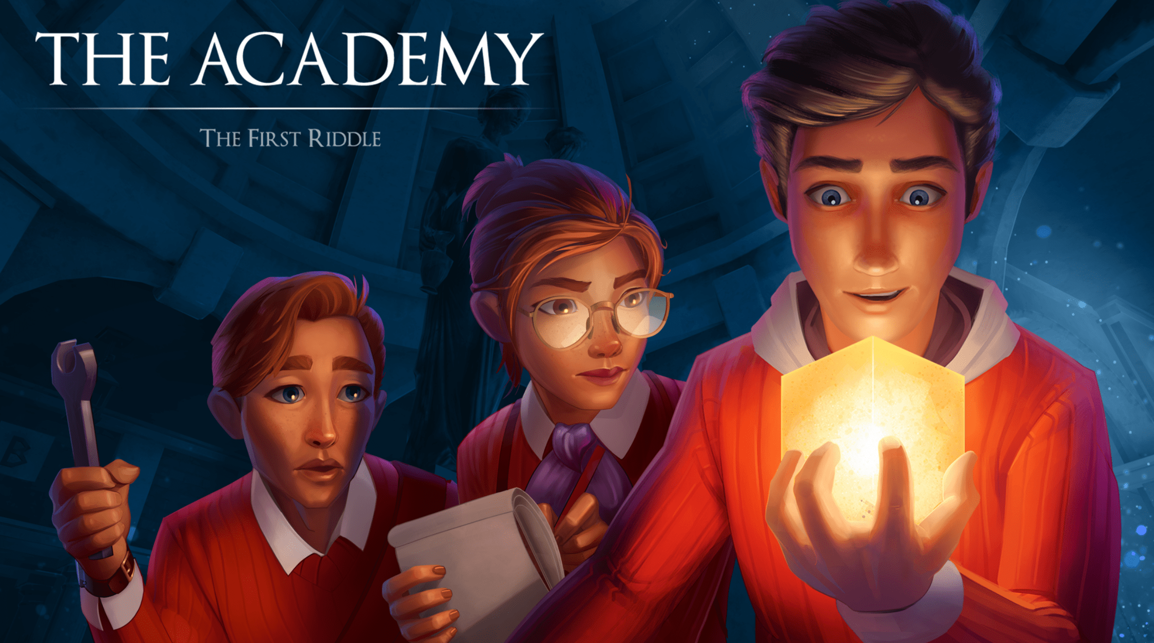 The Academy: The First Riddle coming to PC and console