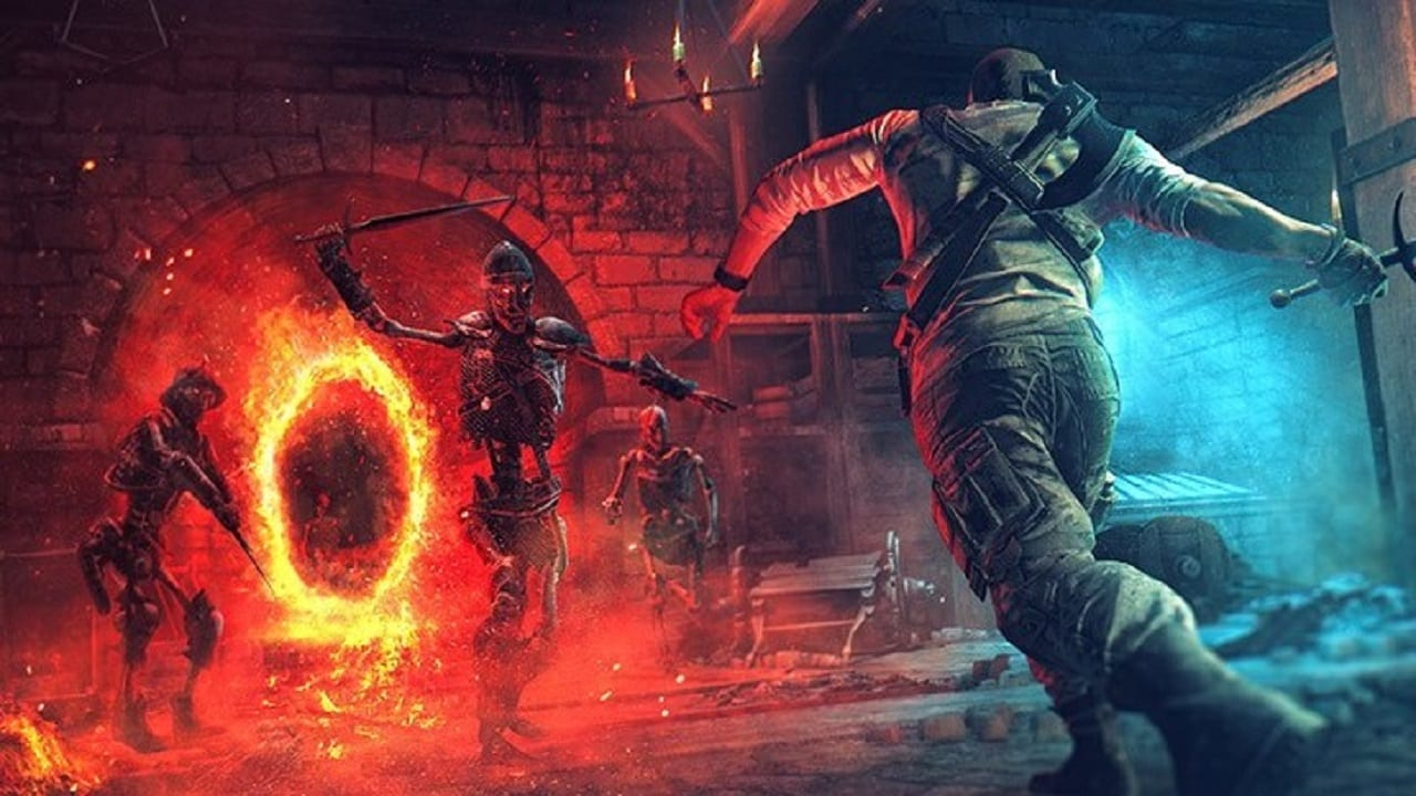 Dying Lights Hellraid DLC Releases Next Month