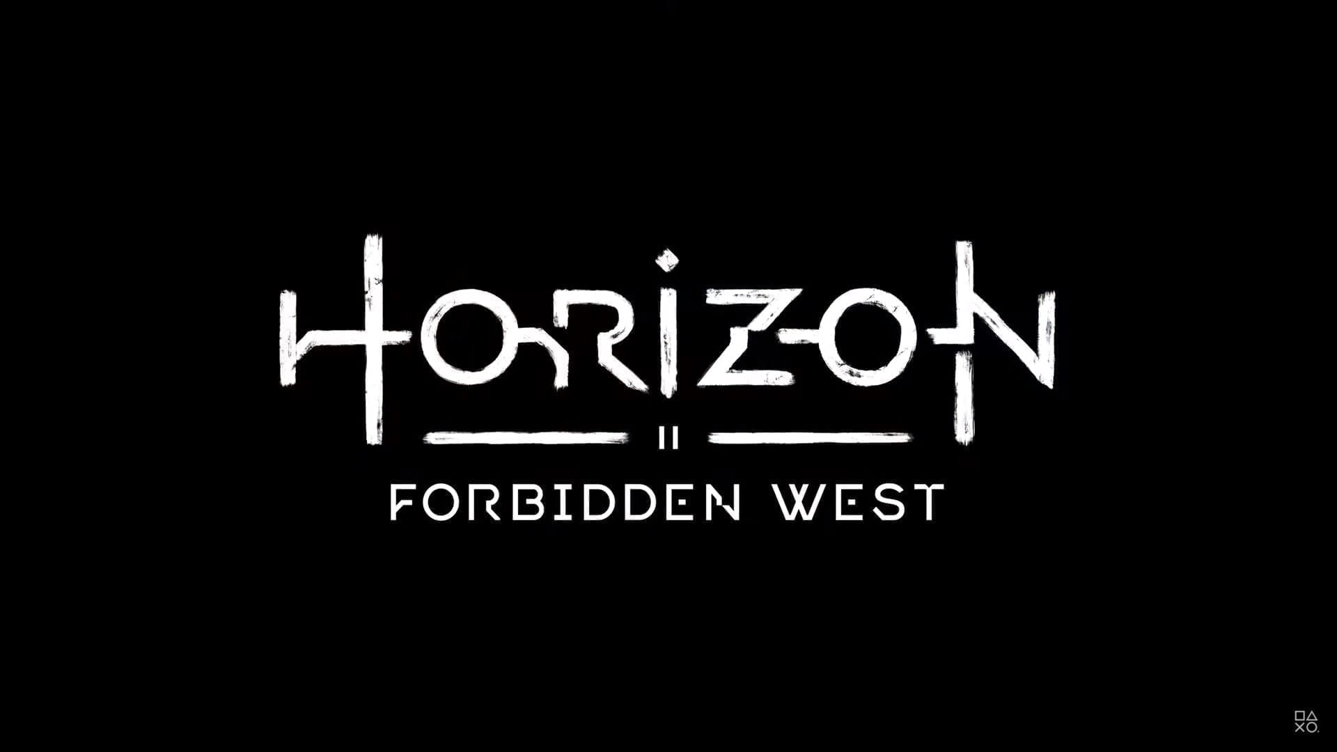 Horizon Forbidden West Announced at PS5 Event