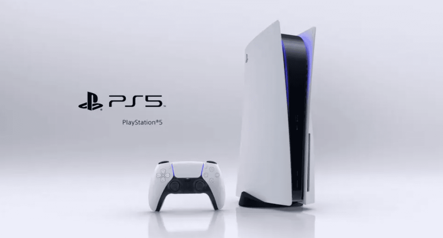 PS5 Start Up Screen Potentially Leaked.