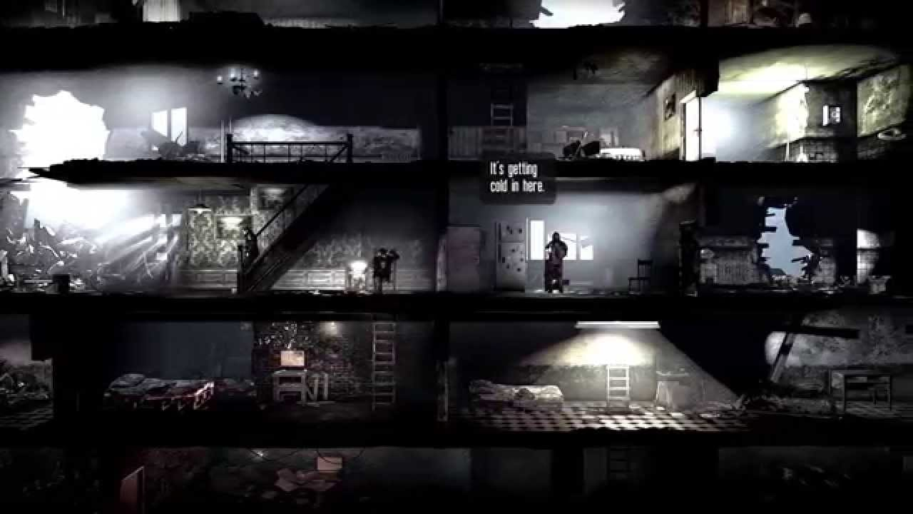 This War of Mine Being Added to School Reading Lists