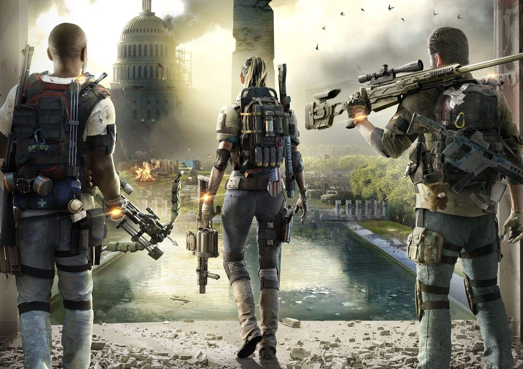 The Division 2 Update Due June 16.