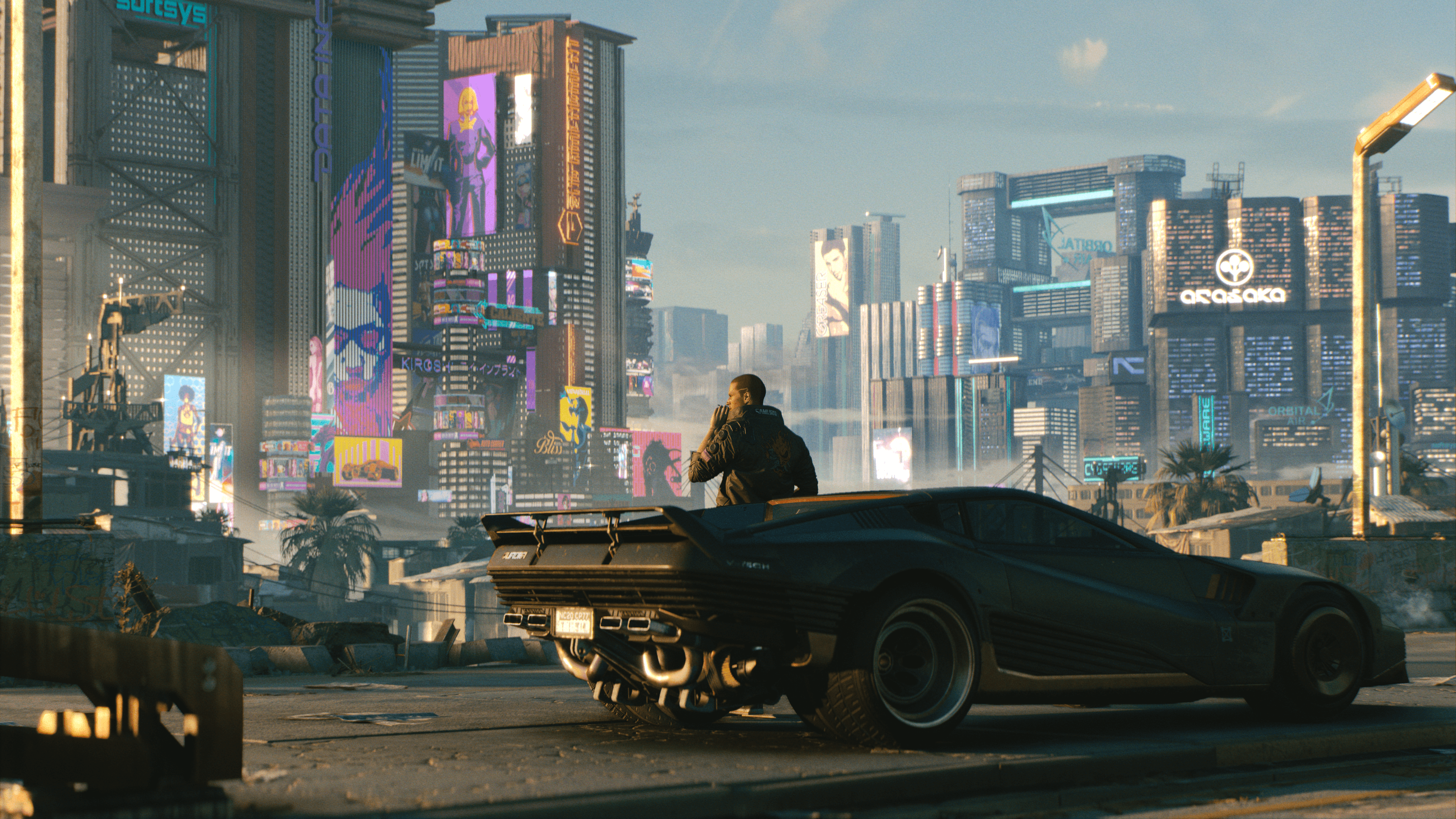 Cyberpunk 2077 Upgrade To Allow Crossover From PS4 To PS5.