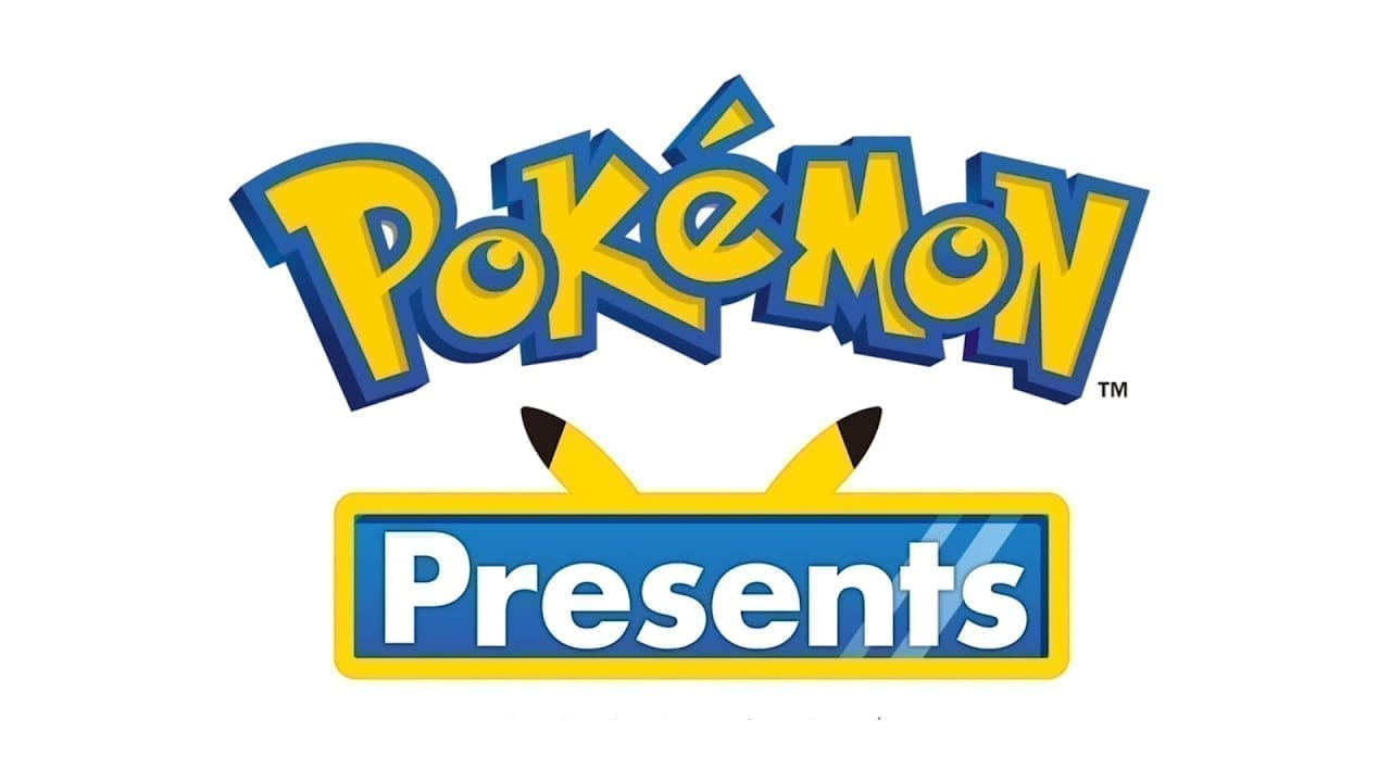 Pokemon presents revealed a number of new games