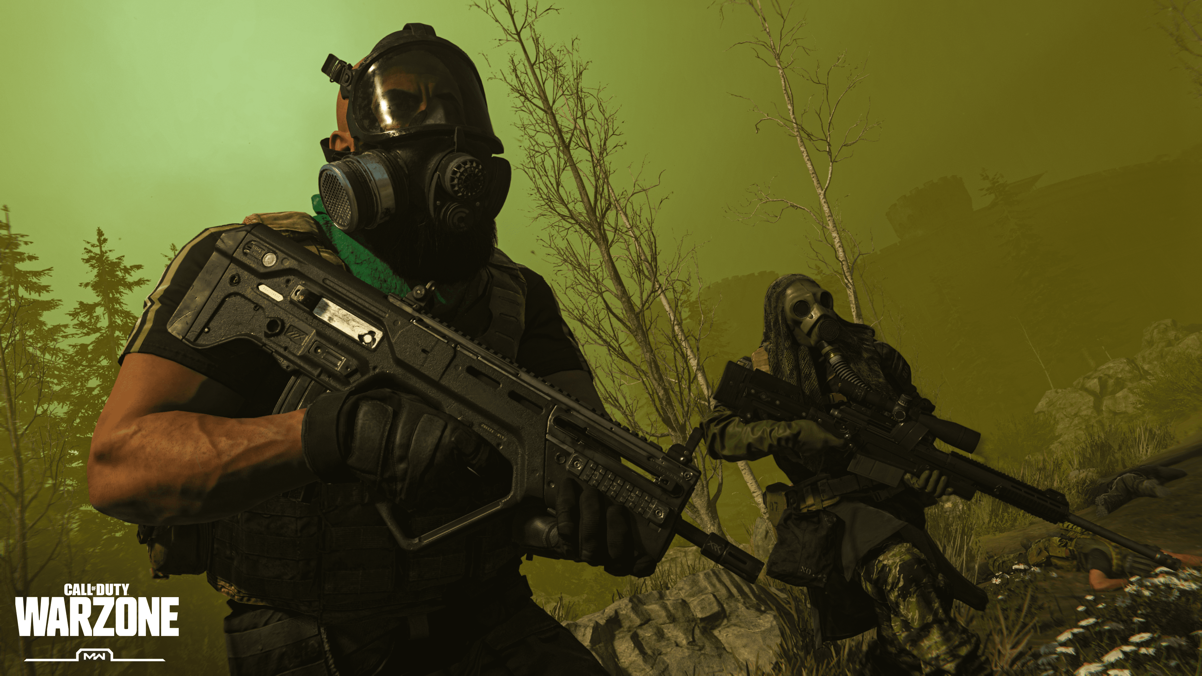 New Black Lives Matter Screens Added To Modern Warfare & Warzone. (Picture: Infinity Ward).