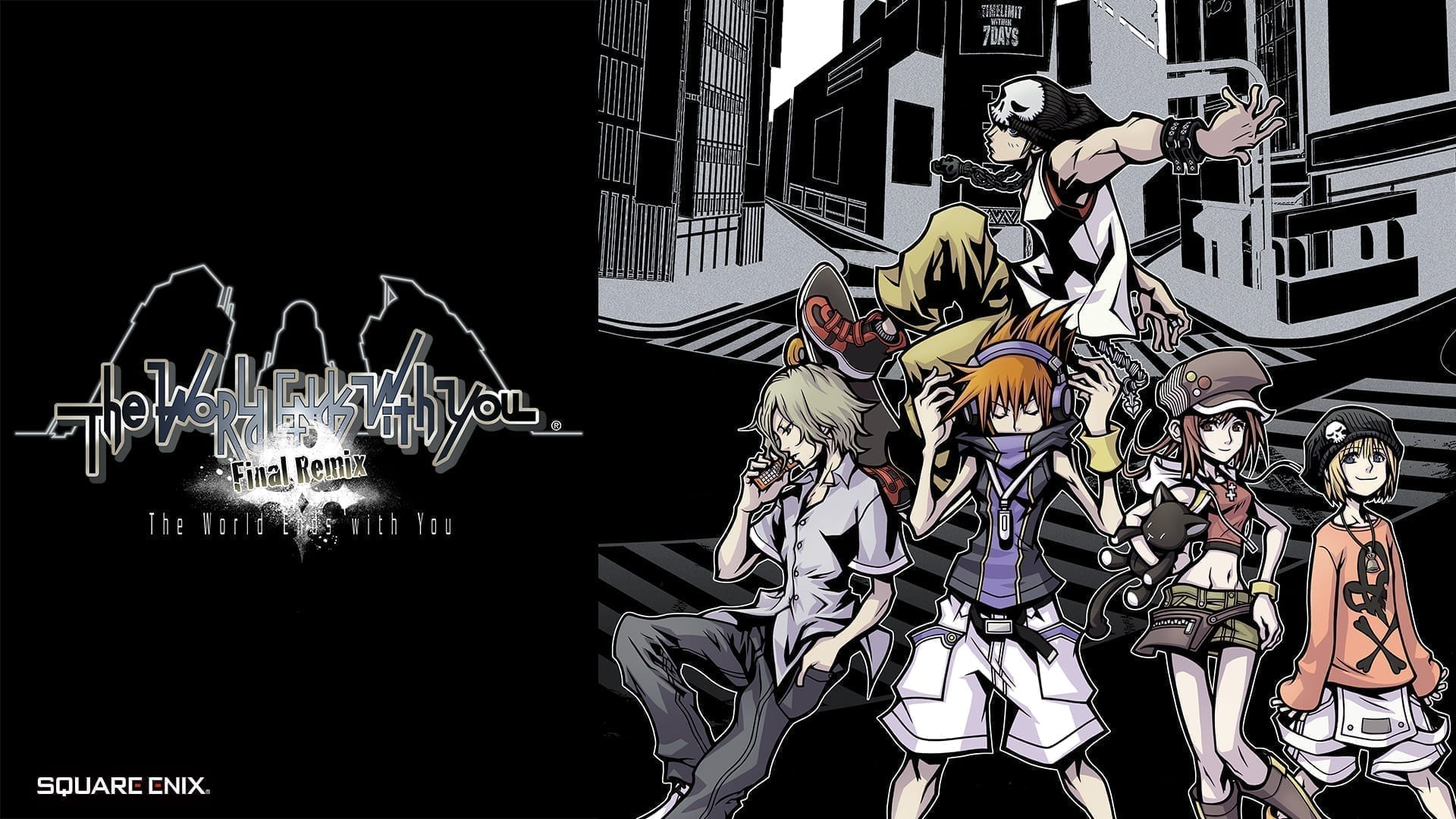the world ends with you final remix switch hero
