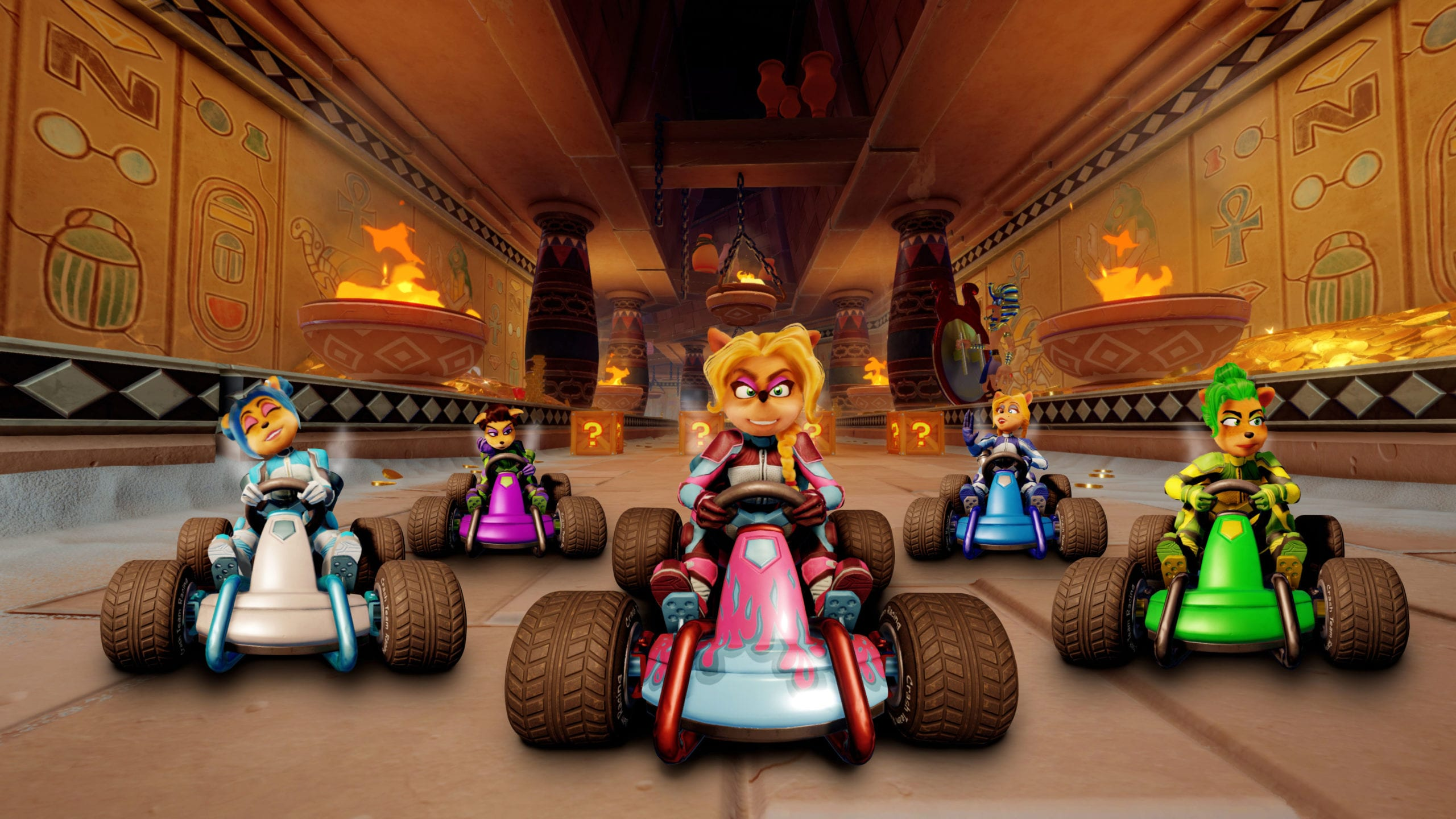 CTR Grand Prix Nitro Squad Twilight Tour FINAL