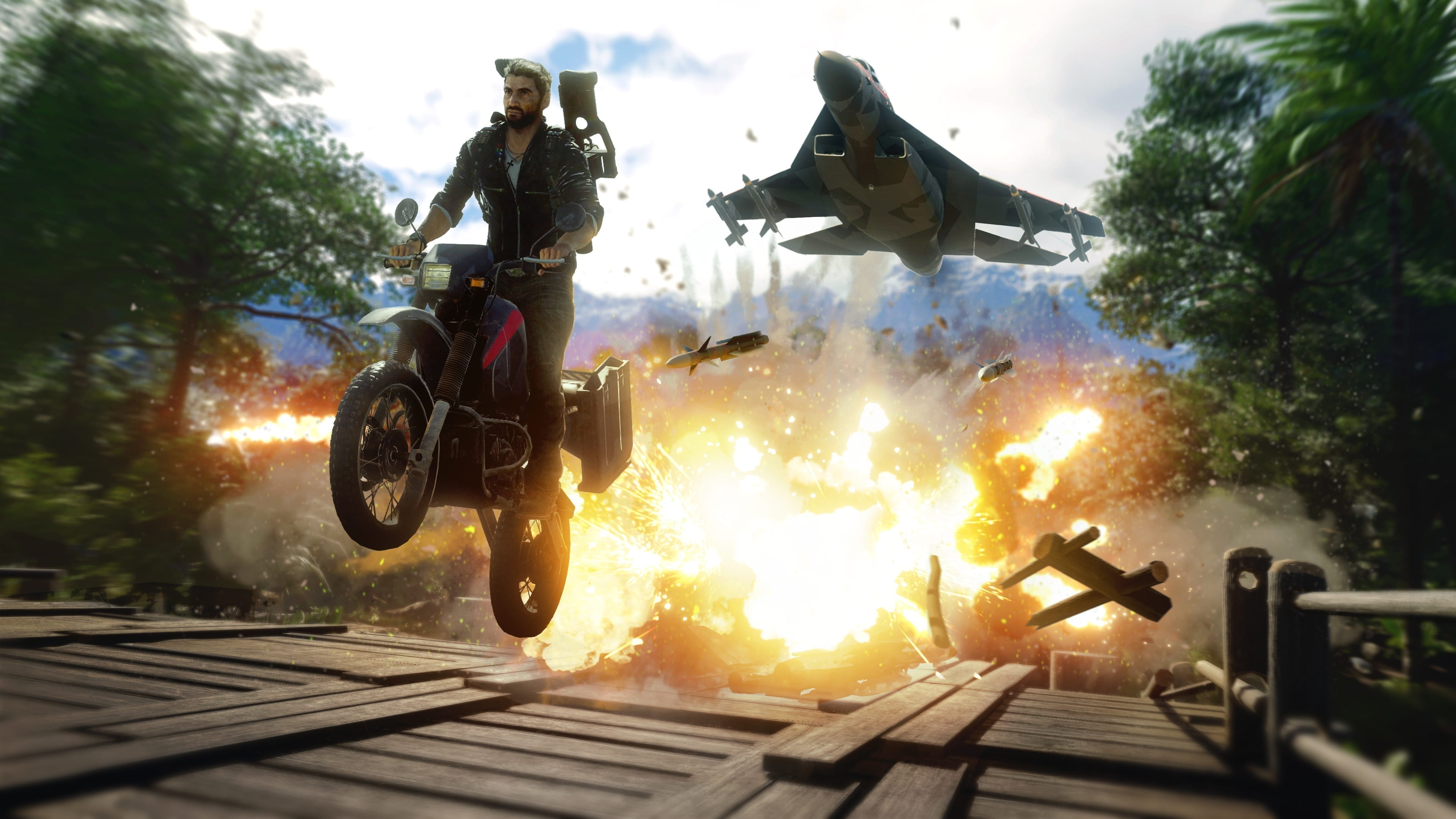 Just Cause 4 Film Lands Director Michael Dowse.
