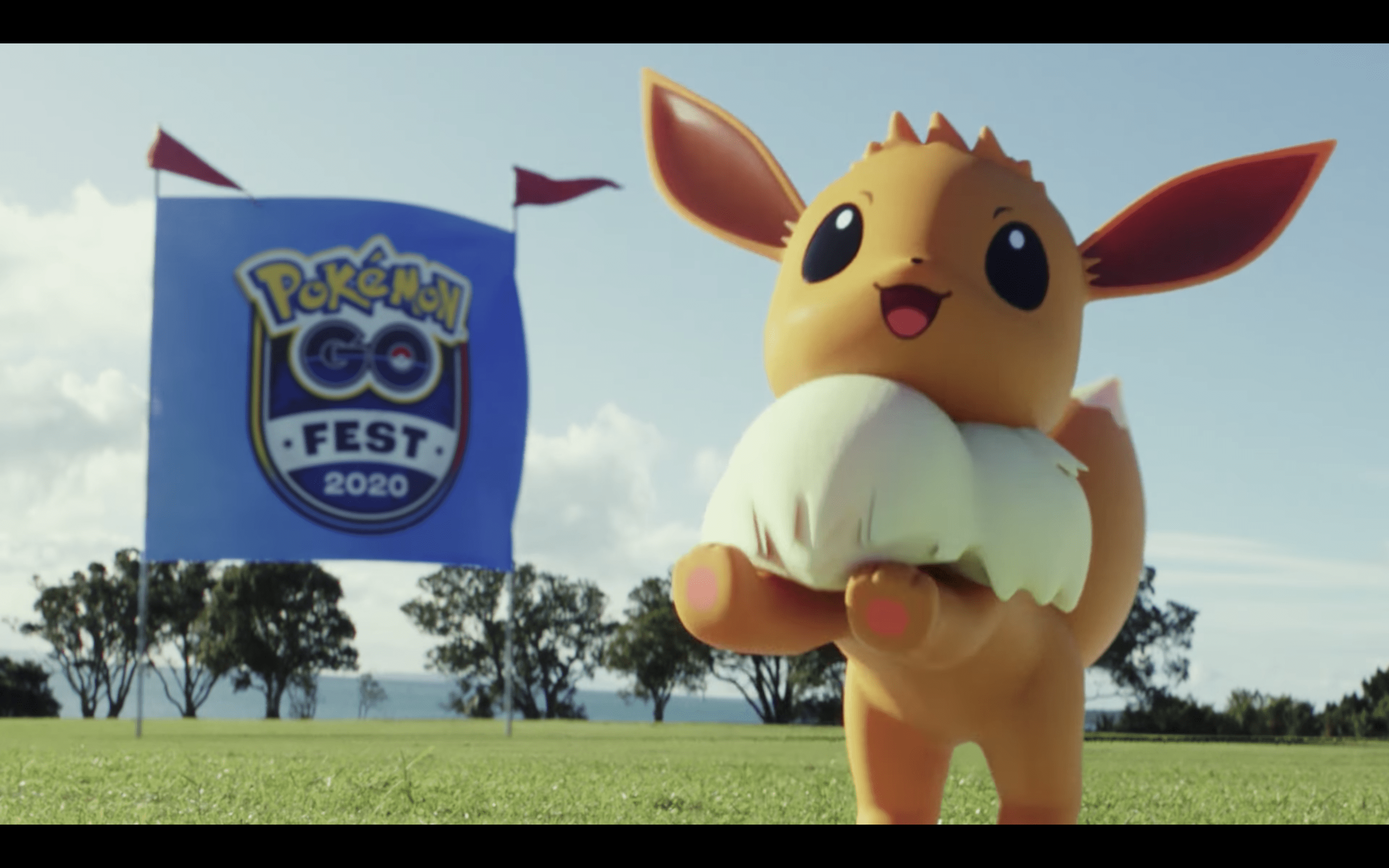 Pokemon GO Fest Trailer Released.