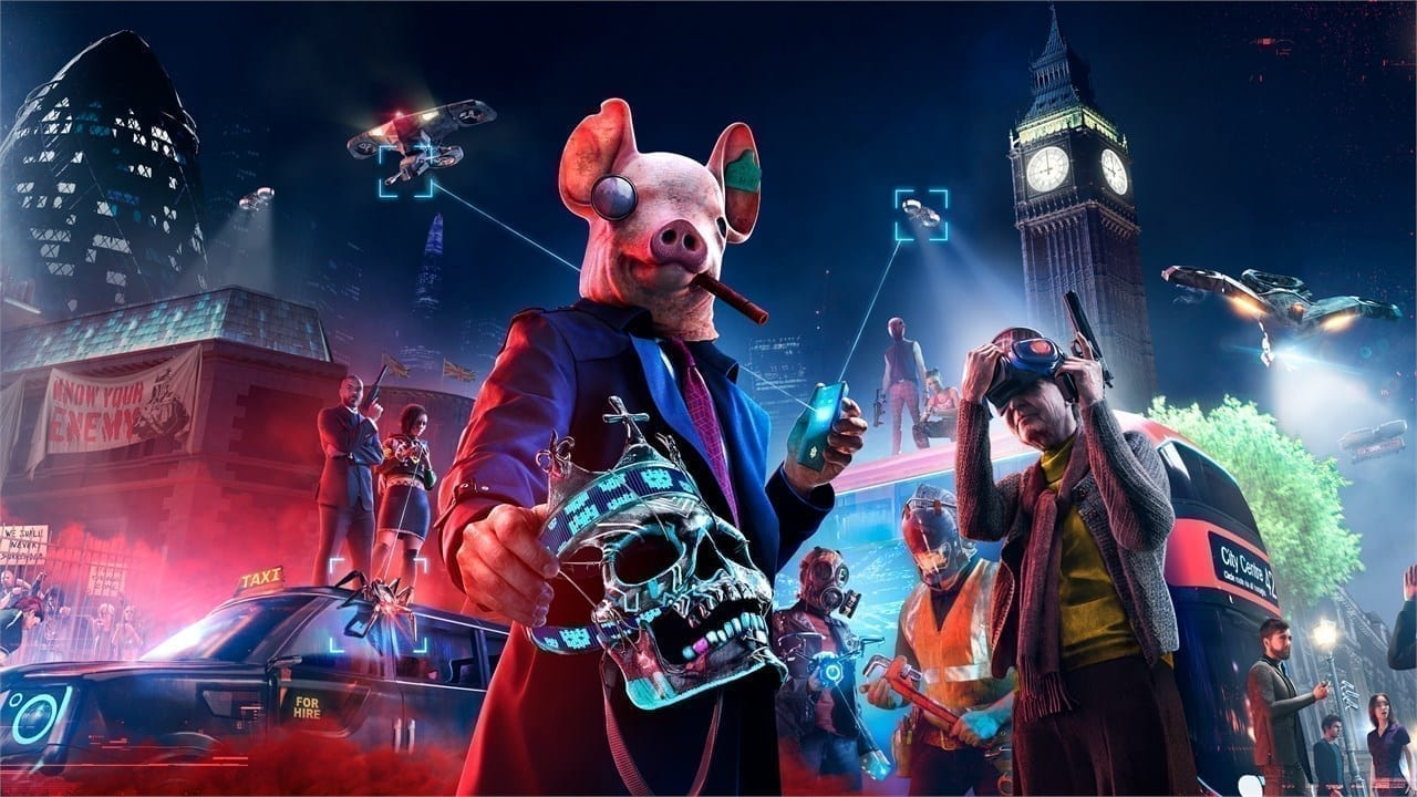 Top 10 Real Brits to Add To Your Watch Dogs: Legion Team