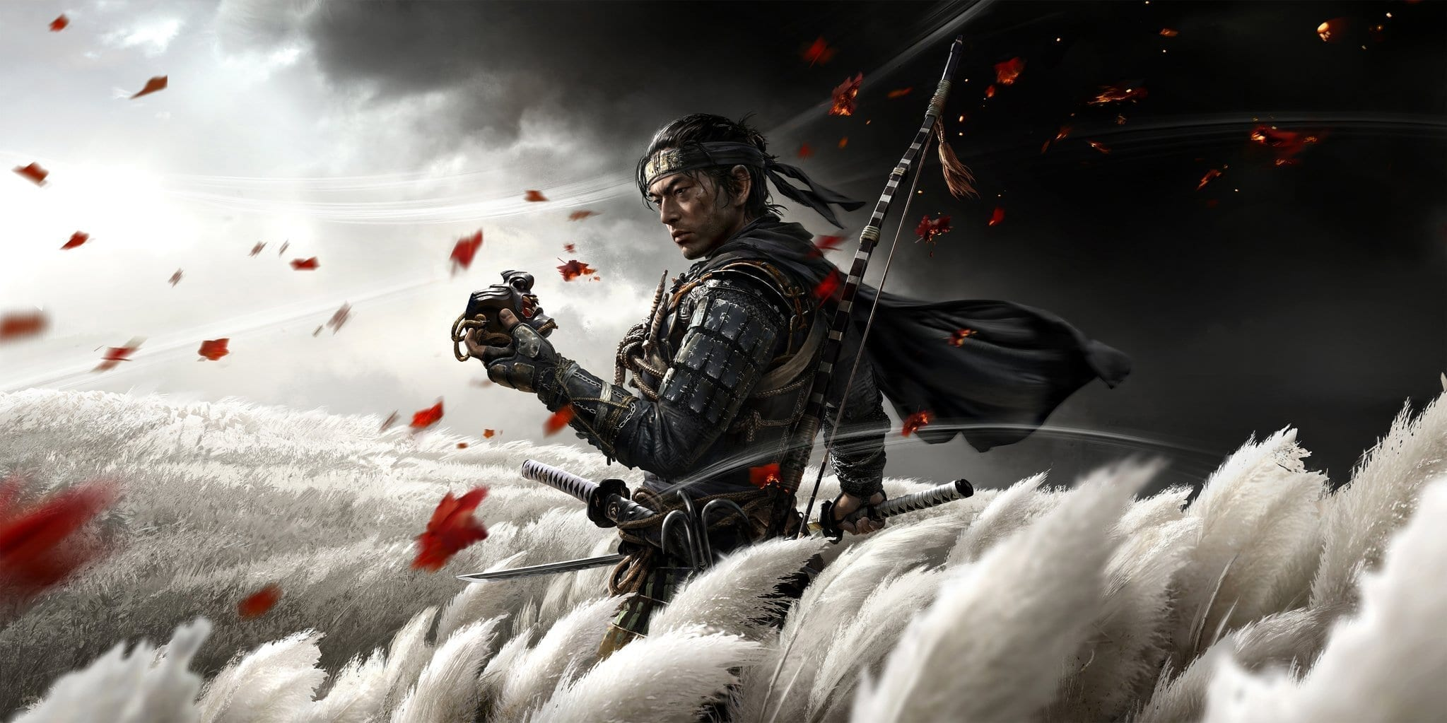 Ghost Of Tsushima Is PS4'S Fastest Selling Original IP.