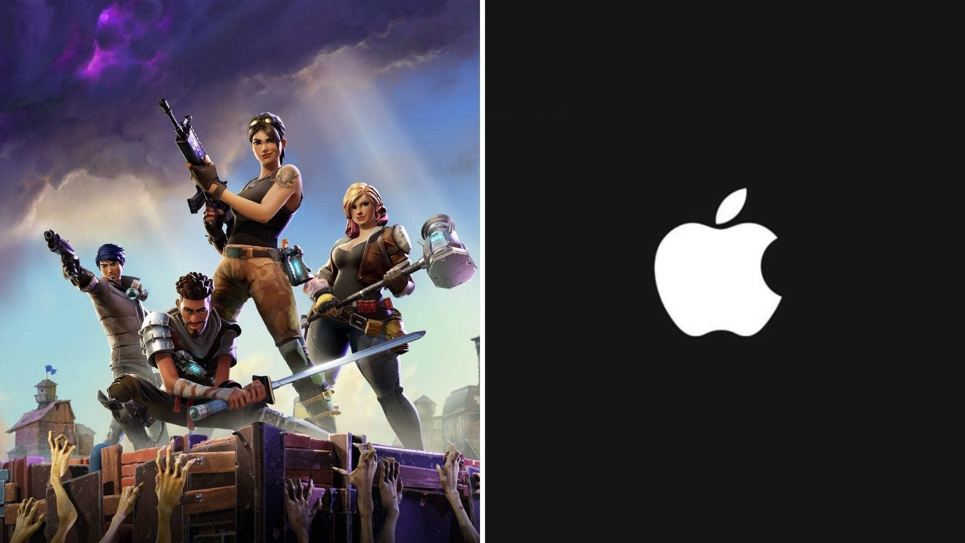 Apple vs Epic