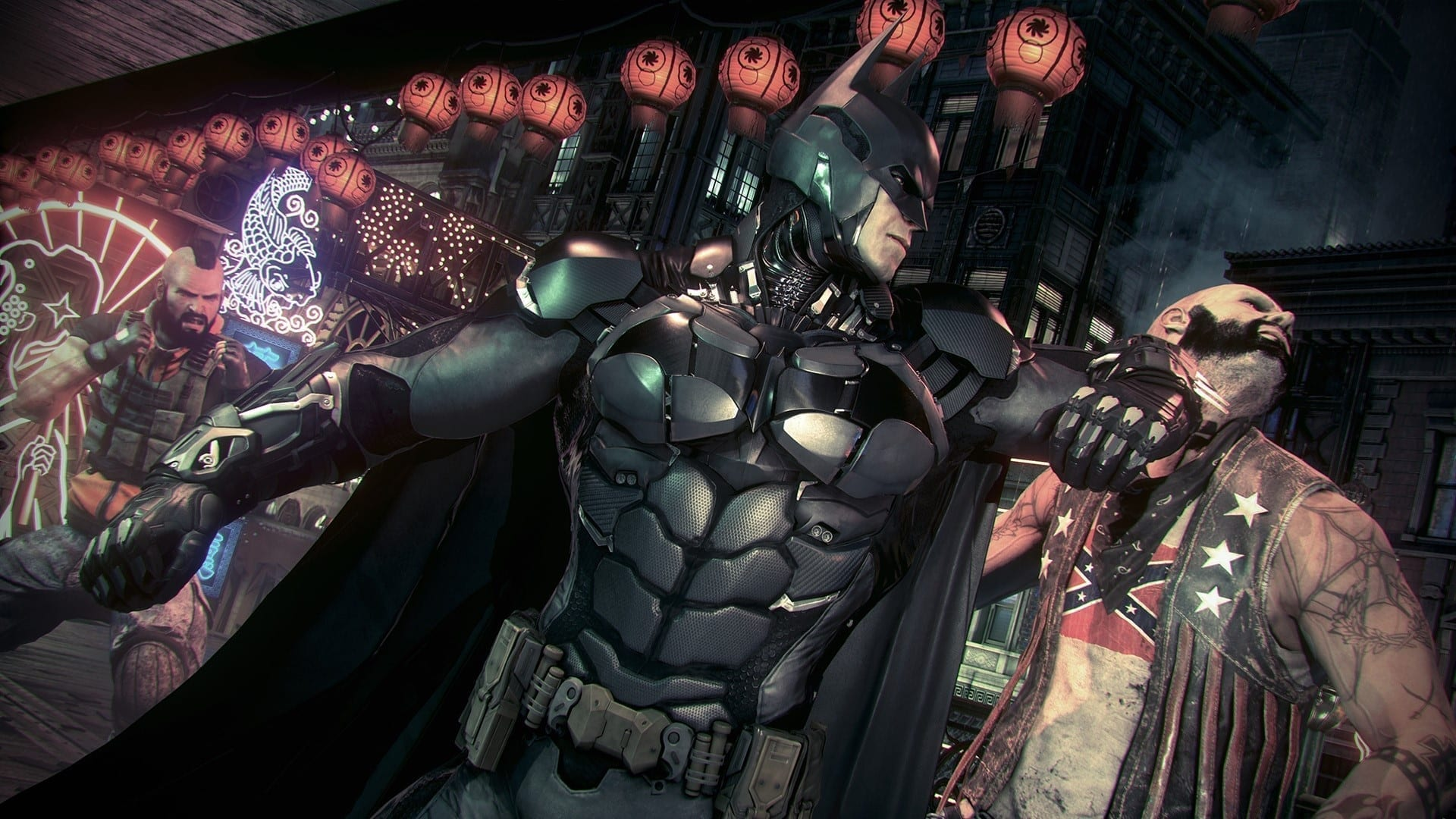 Batman Arkam Knight