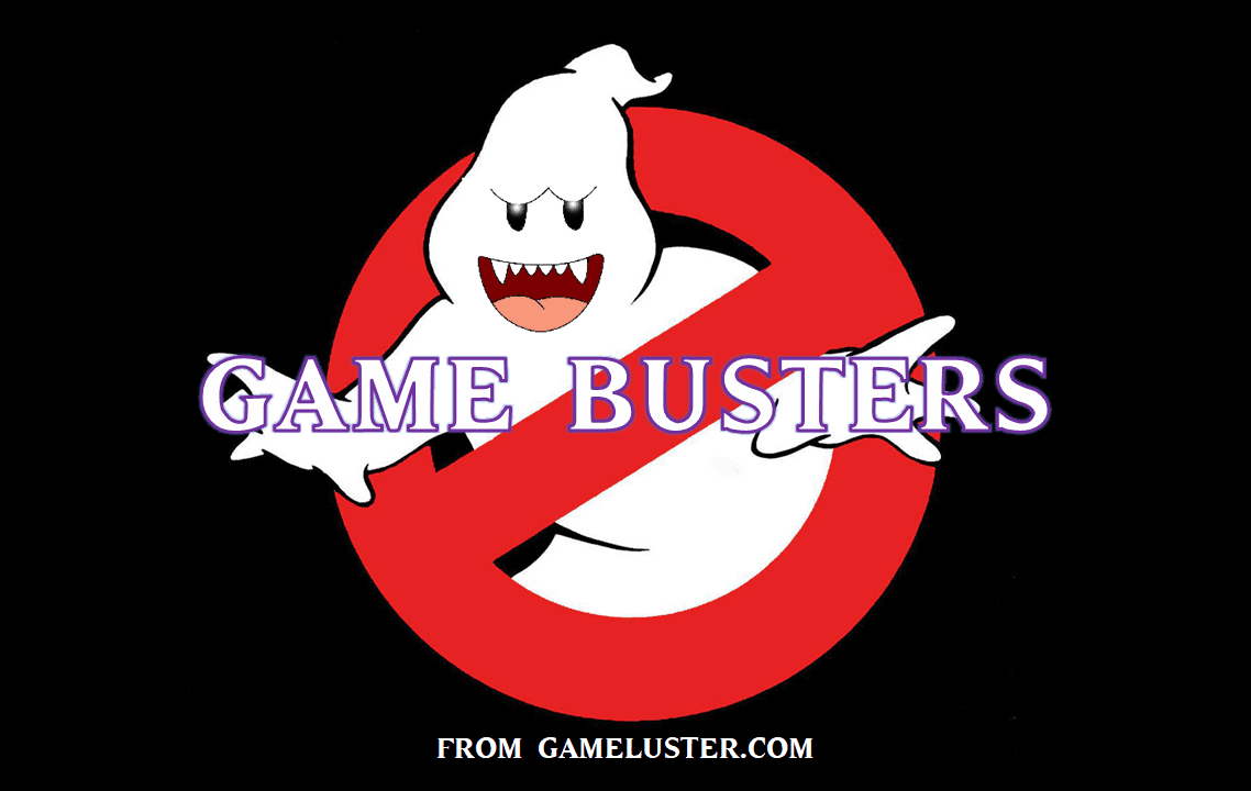 Game Busters Title Card