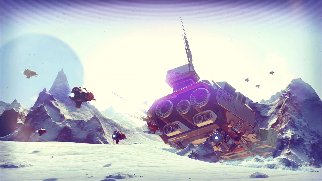 No Mans Sky Update Will be Released Next Week