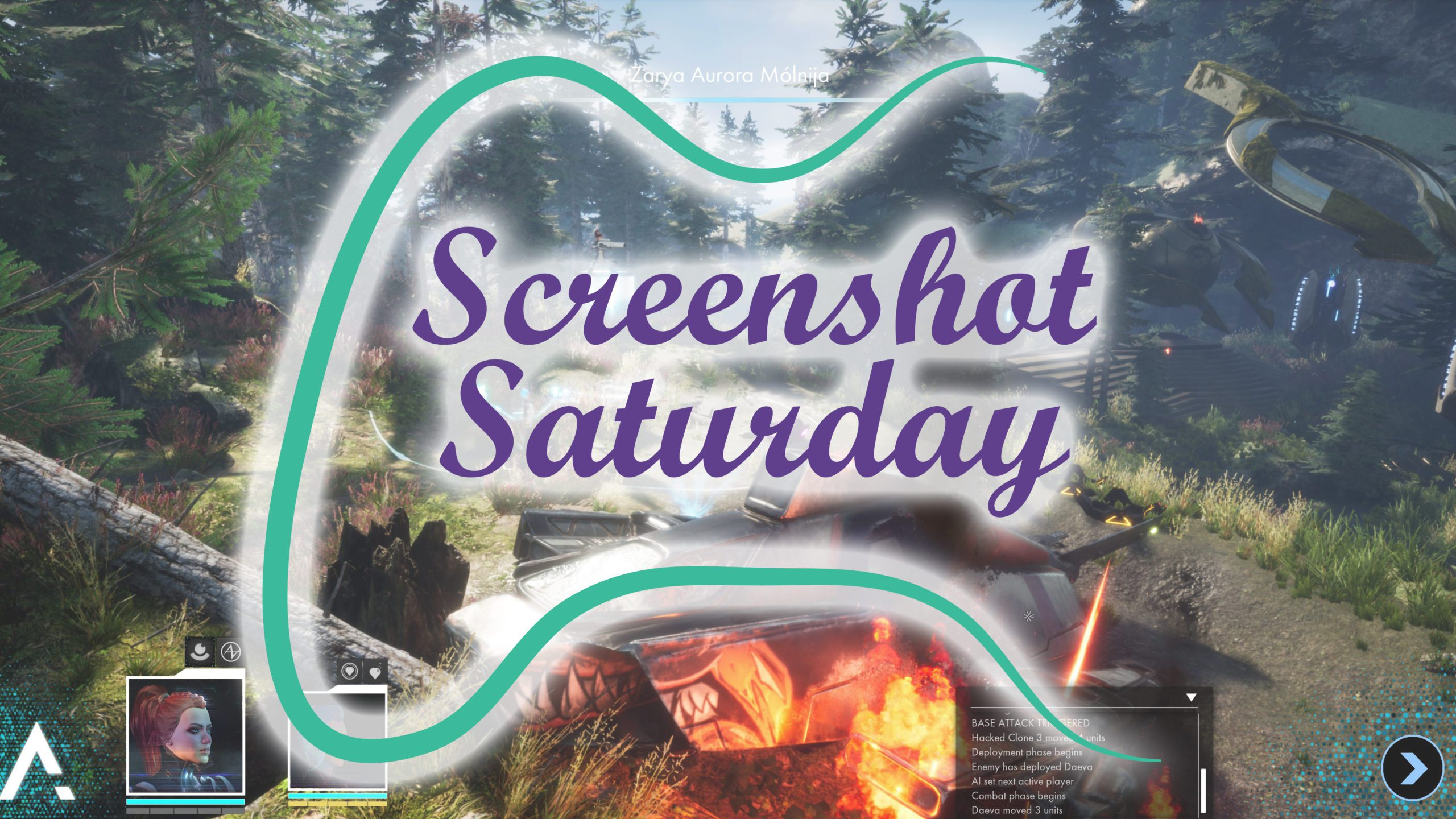 Screenshot Saturday September 26th