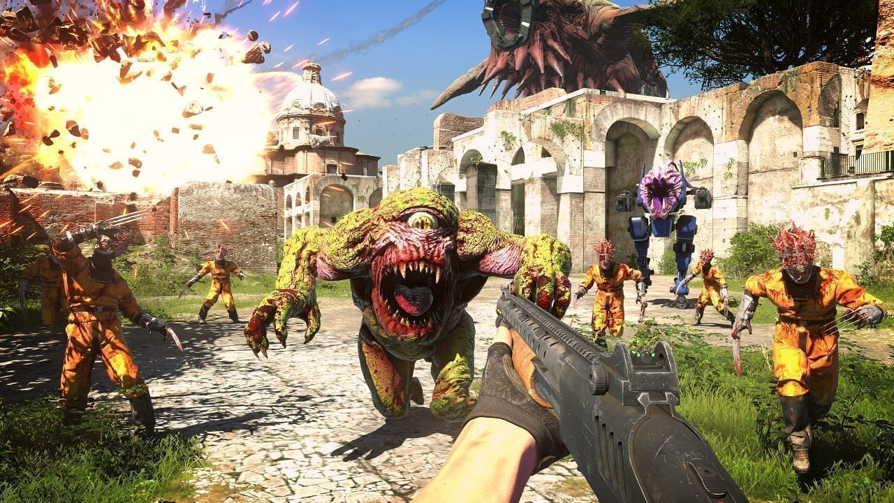 Croteam Releases Serious Sam 4