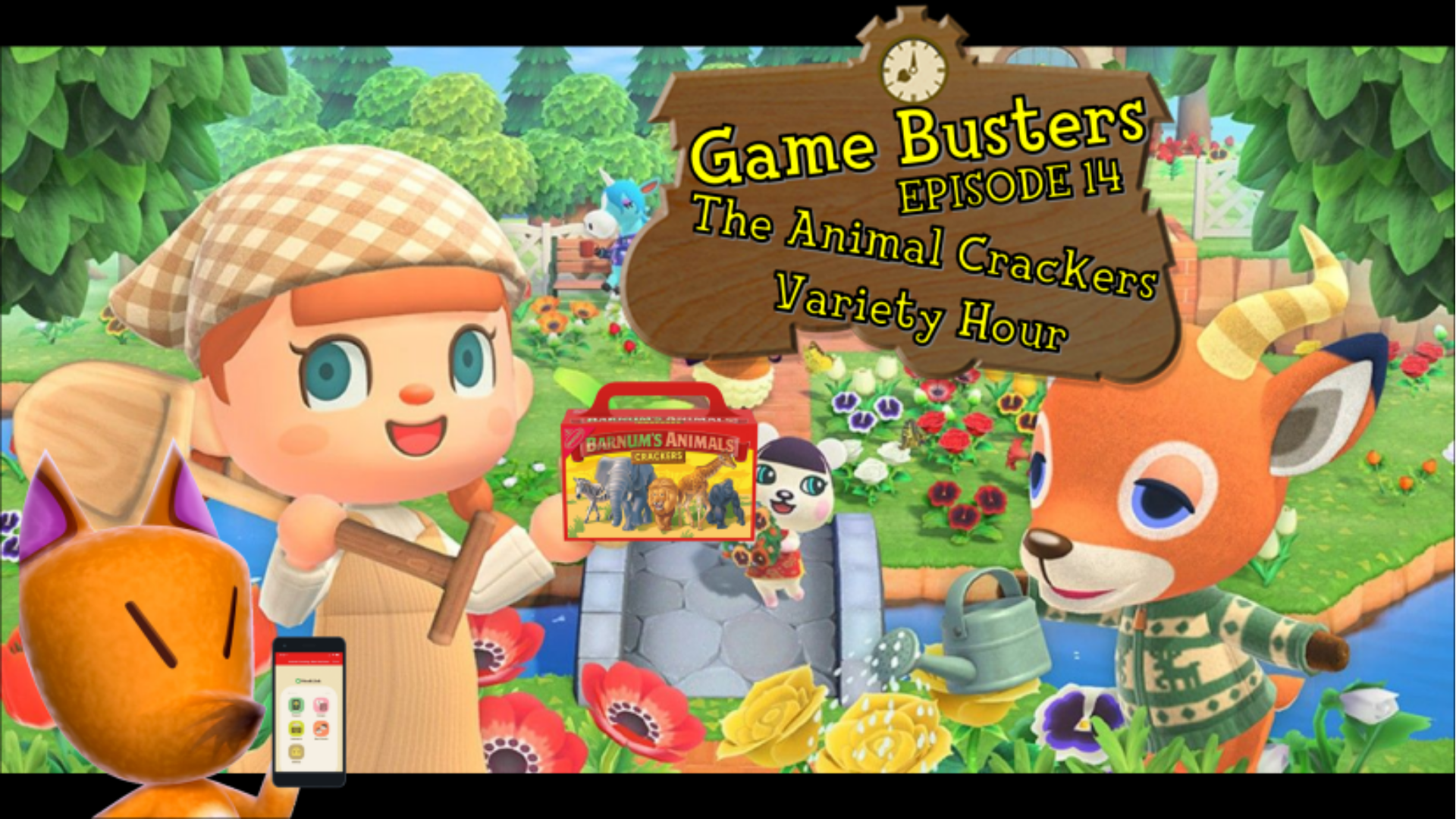Game Busters Animal Crossing