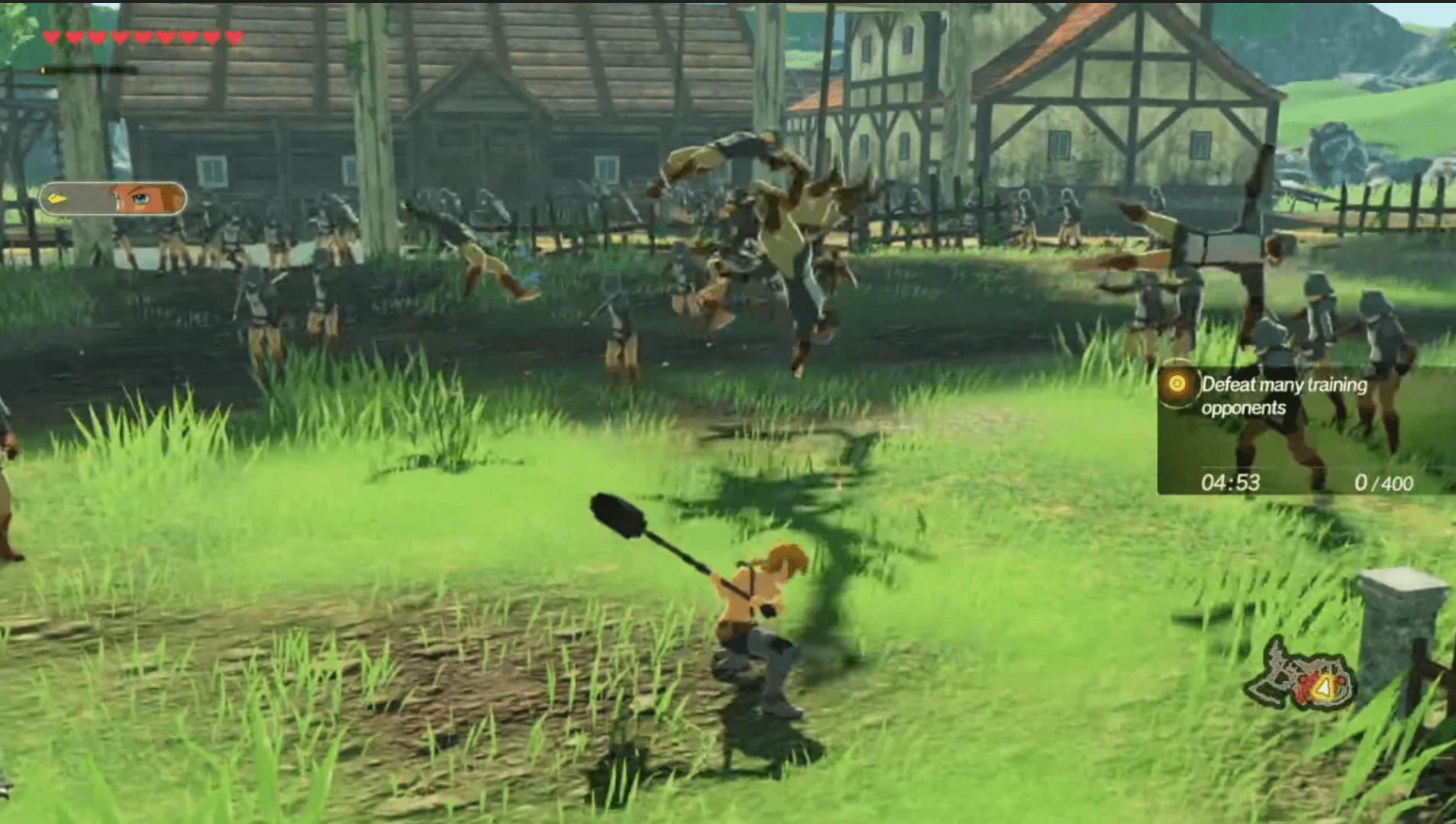 Nintendo Treehouse Reveals Age of Calamity Gameplay - And Koroks!