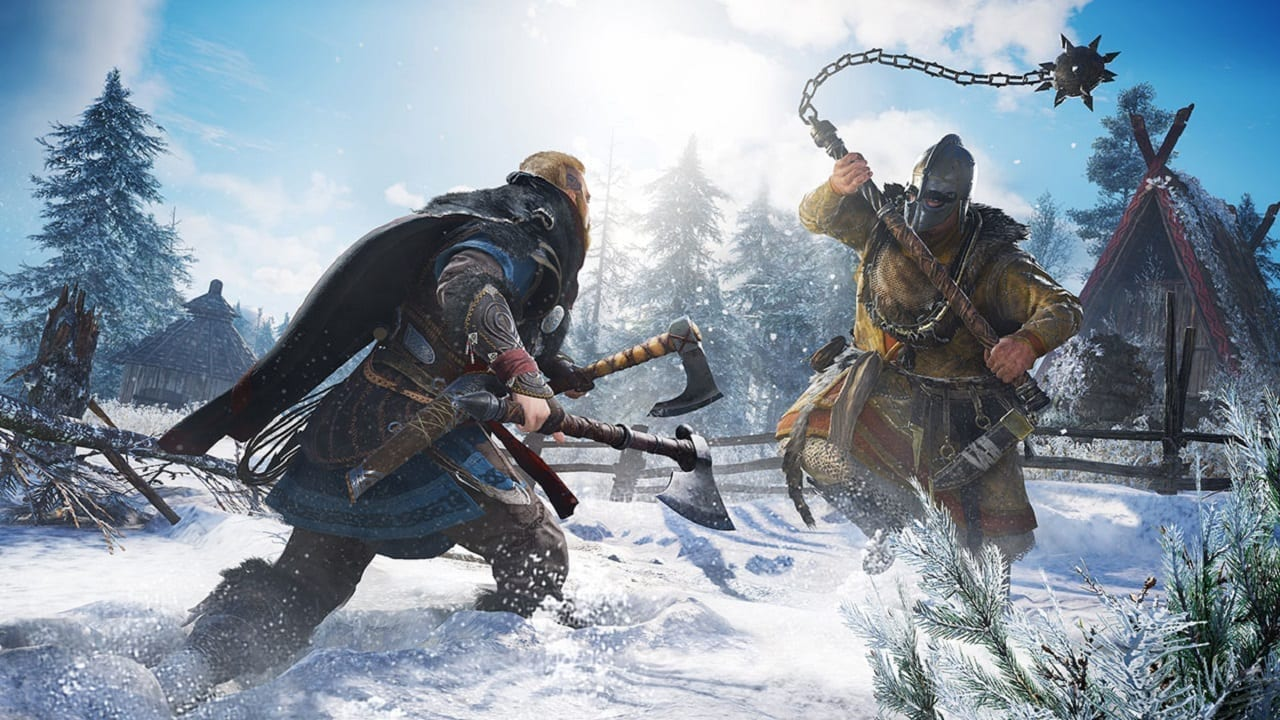 Ubisoft Lays Out Assassins Creed Valhallas Post Launch Roadmap