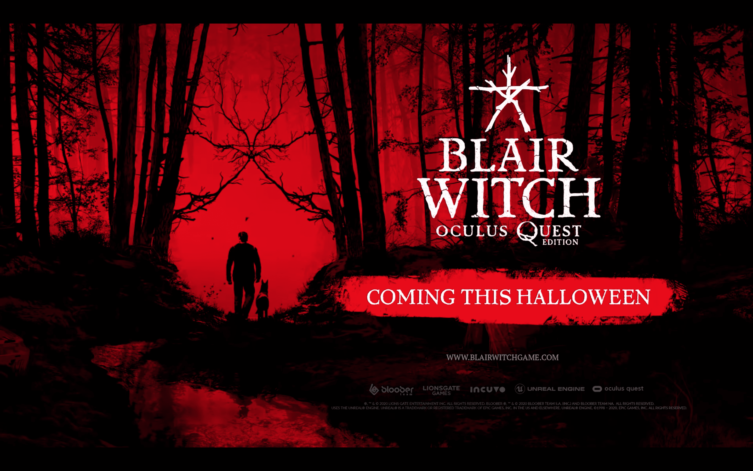 Blair Witch Coming To Oculus.