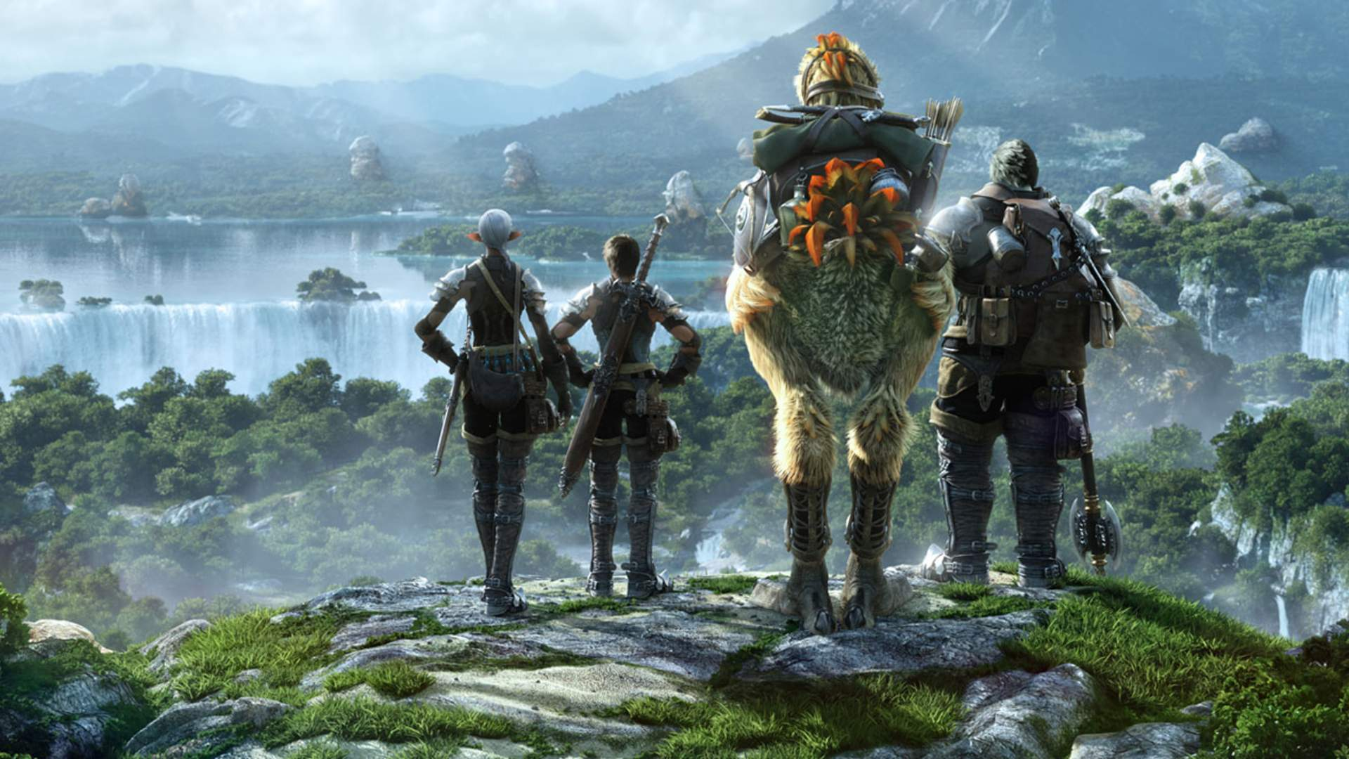 New Final Fantasy XIV Update To Add New Content