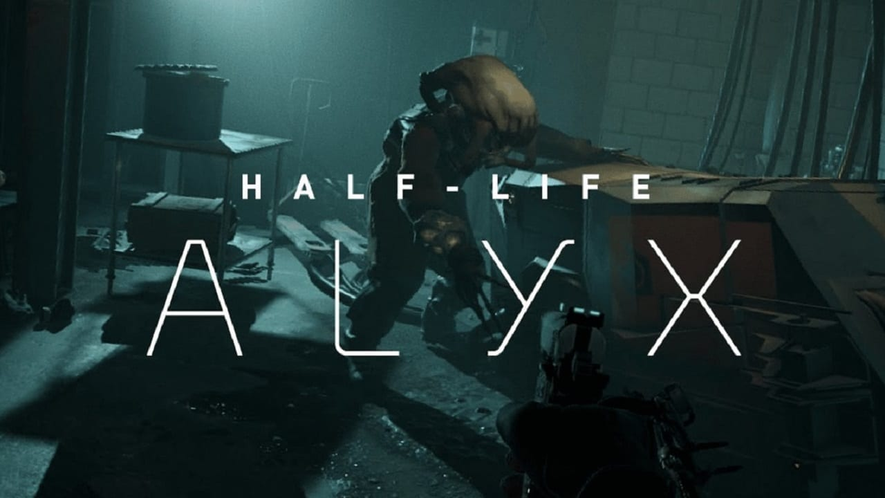 Free Half Life Alyx Update Adds Developer Commentary