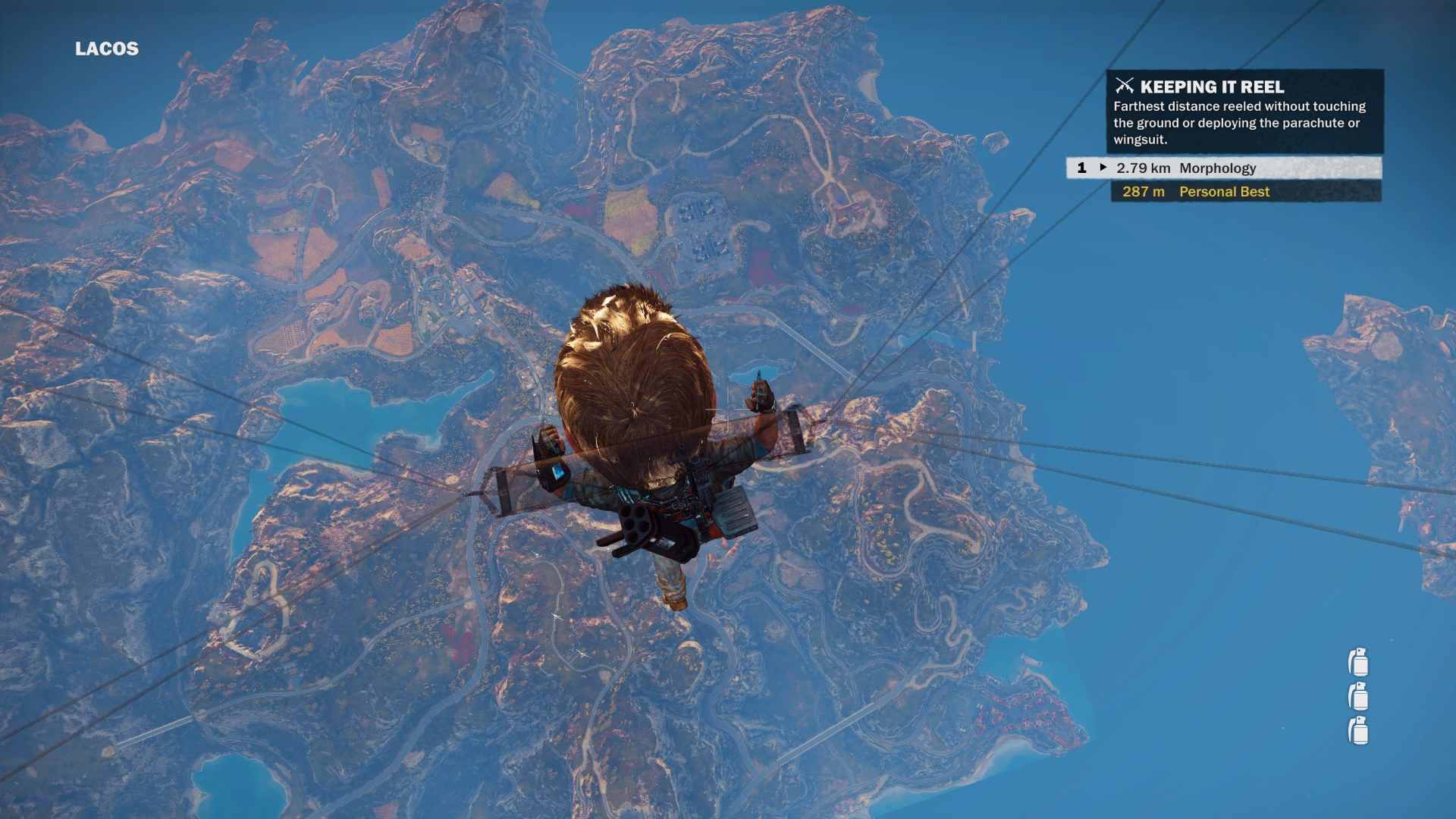 Just Cause 3 - Five Years Of Madness In Medici