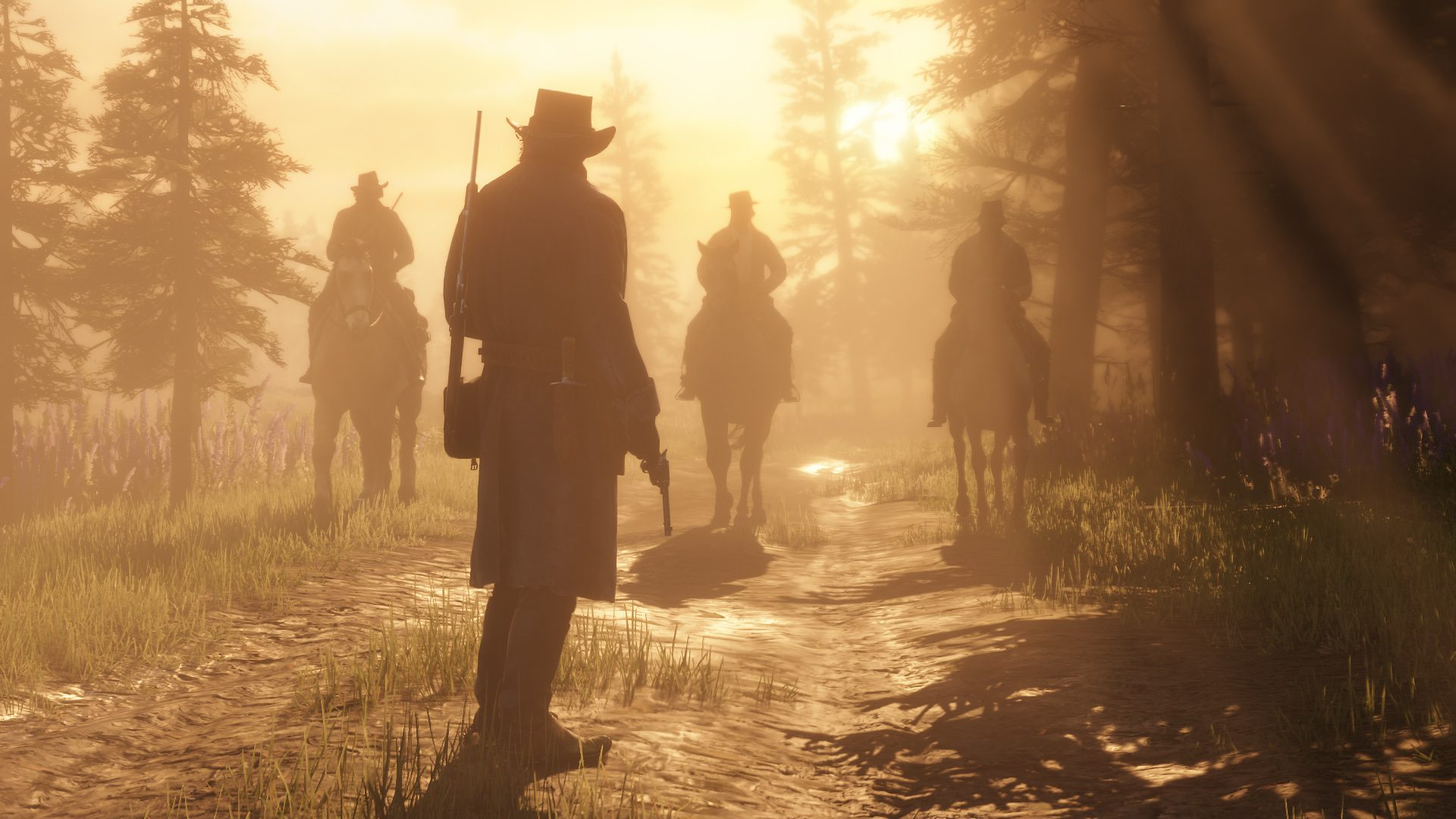 A Recent Next-Gen Red Dead Redemption 2 Leak Appears to be Fake
