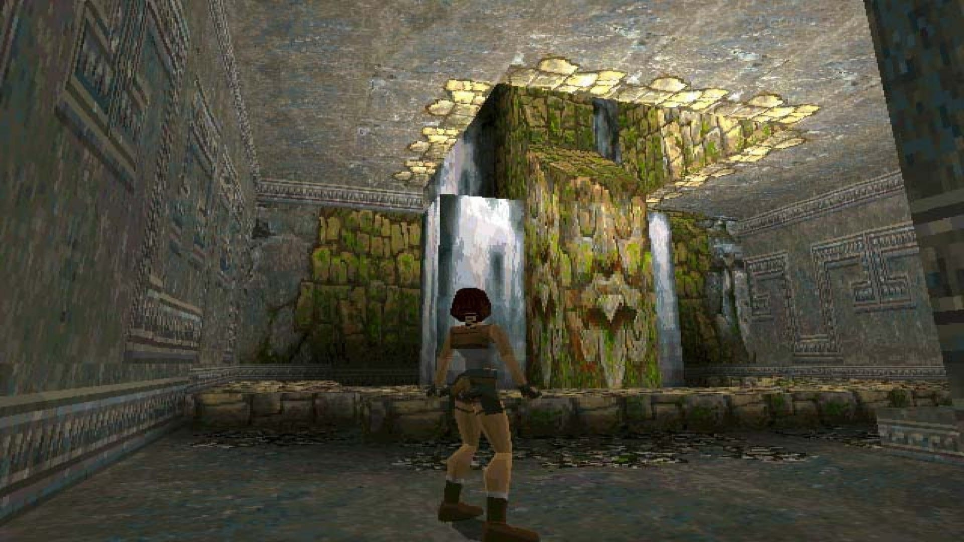 Tomb Raider Screenshot 1996