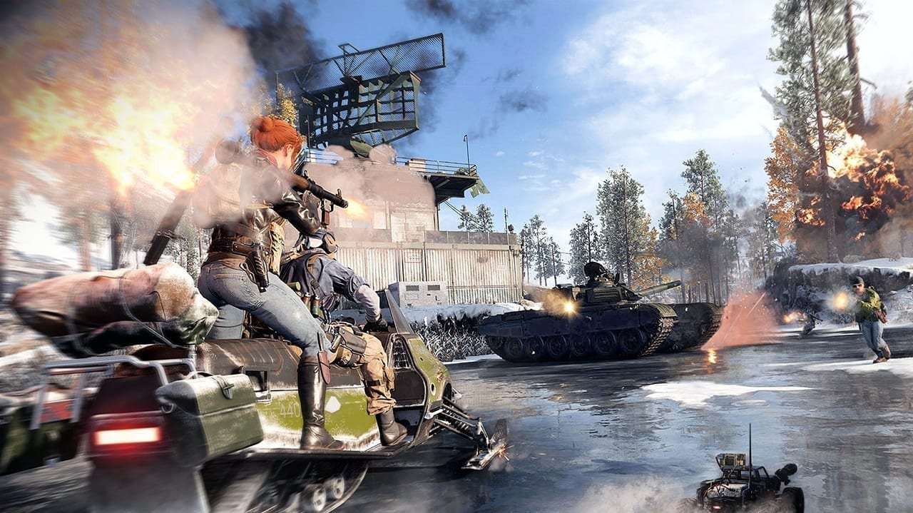 Treyarch Released the First Patch for Call of Duty: Black Ops Cold War