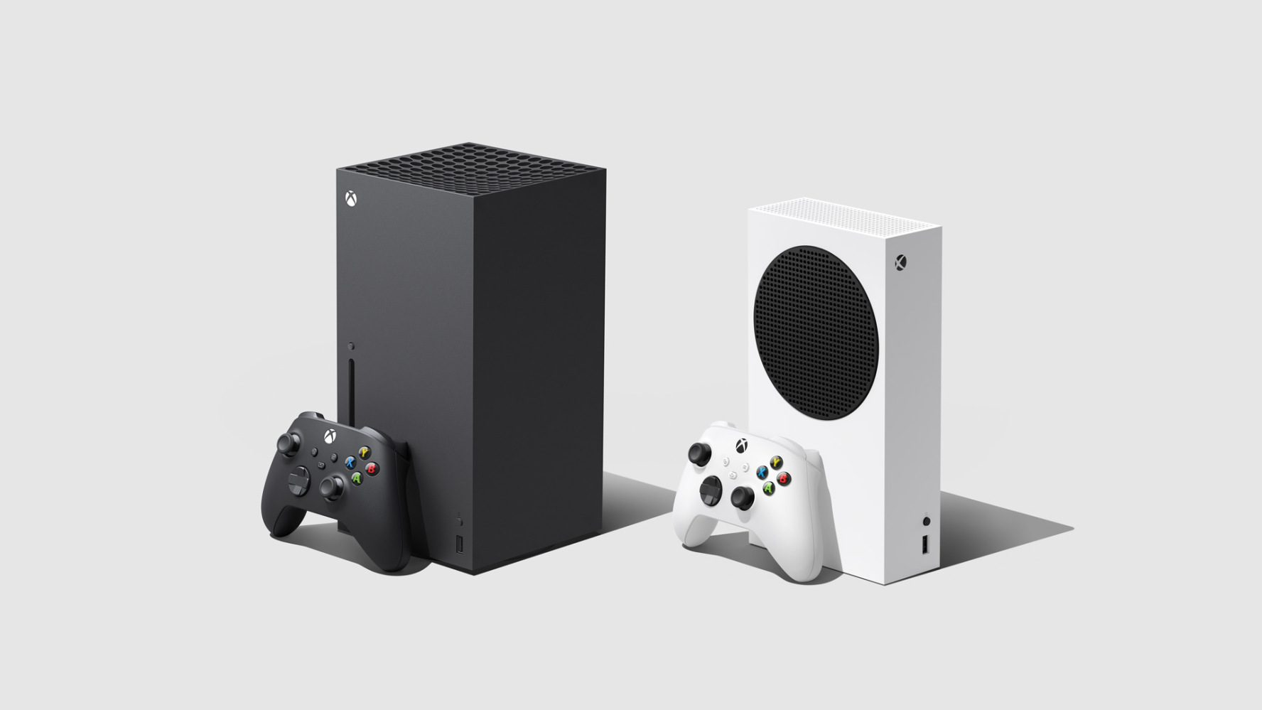 Xbox Series X and S.