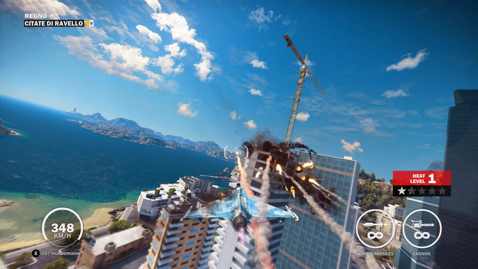 Just Cause 3 - Five Years Of Madness In Medici.