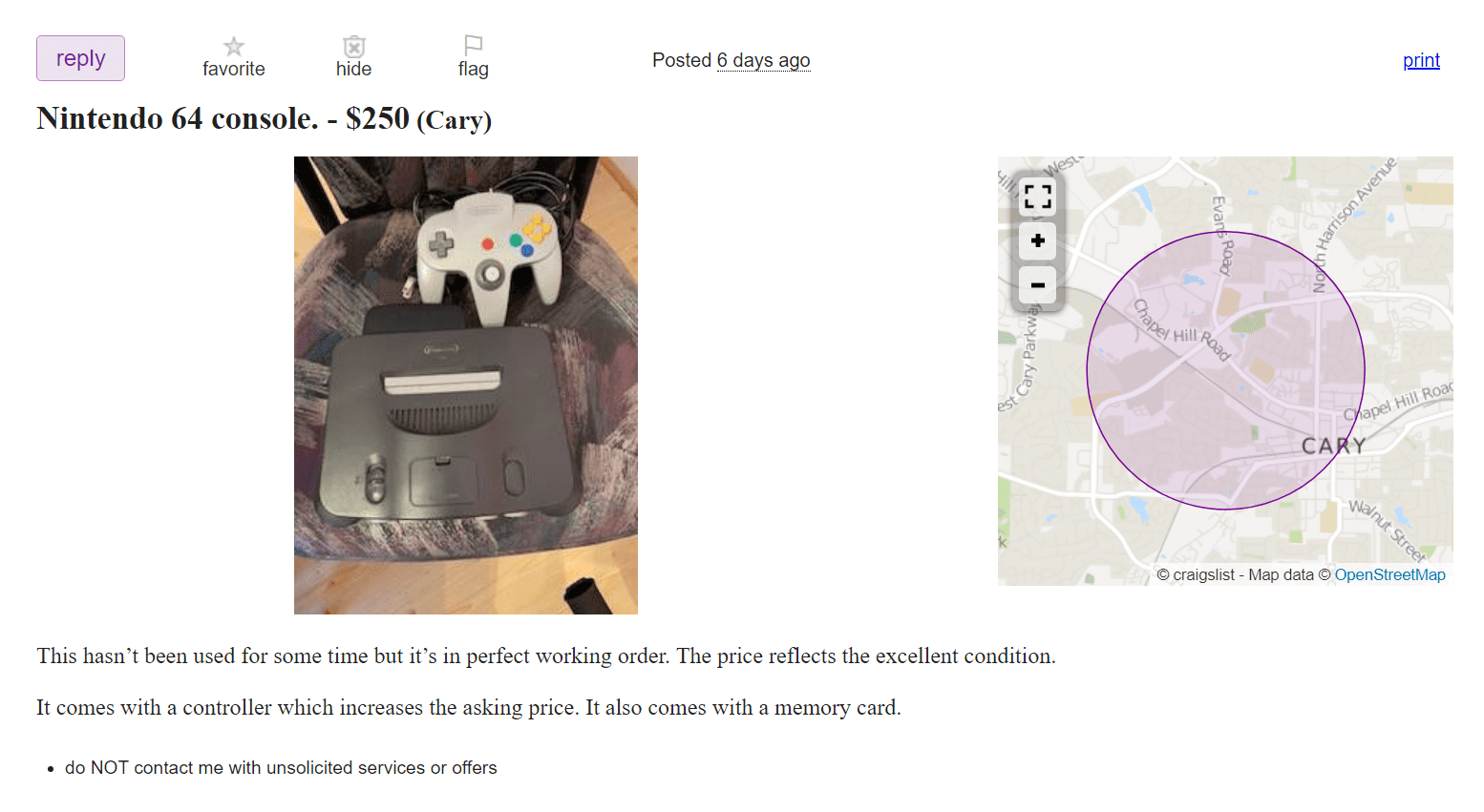 It wouldn't surprise me if the AC cord was extra too