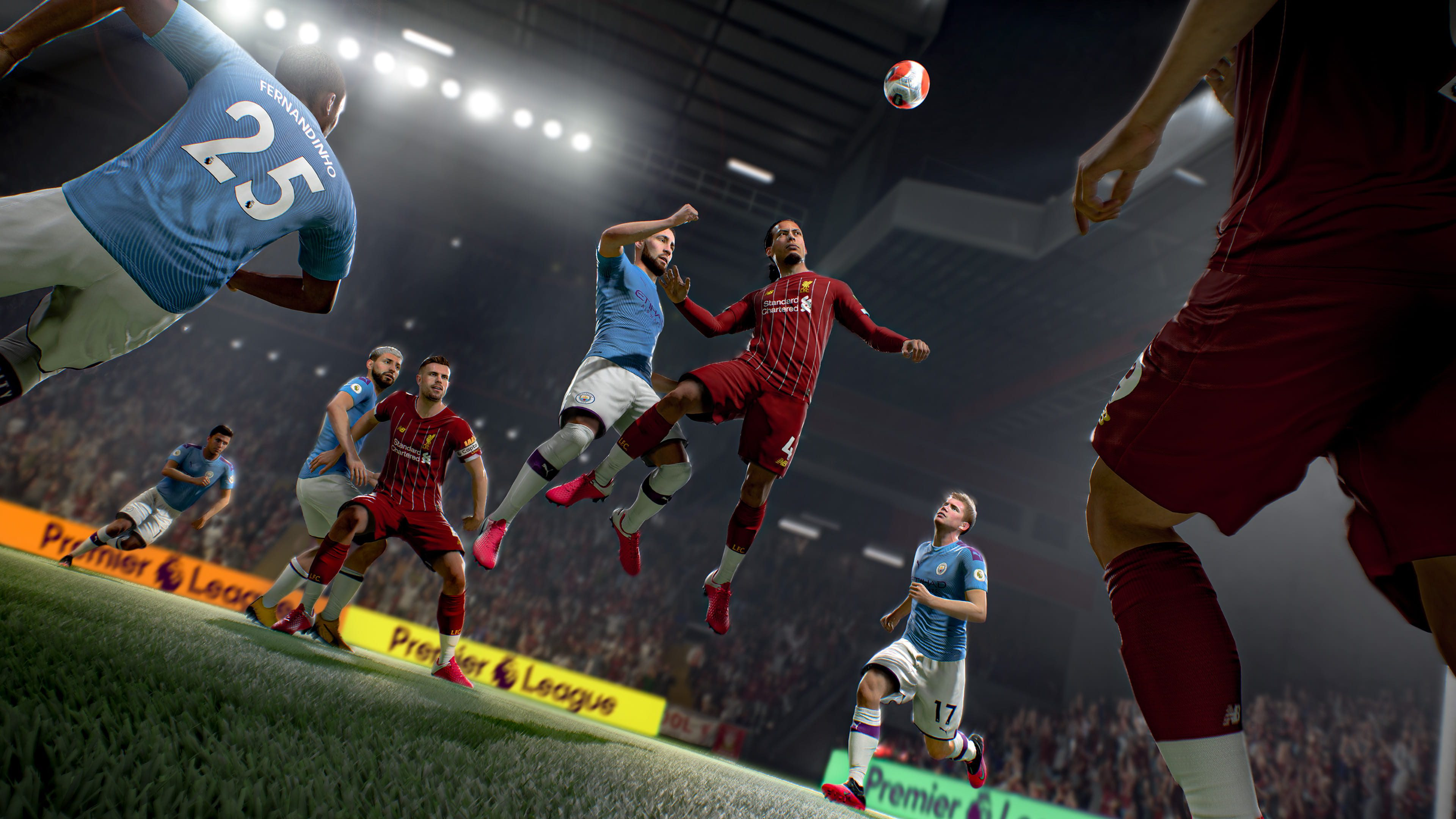 FIFA 21 Crossover Comes Early.