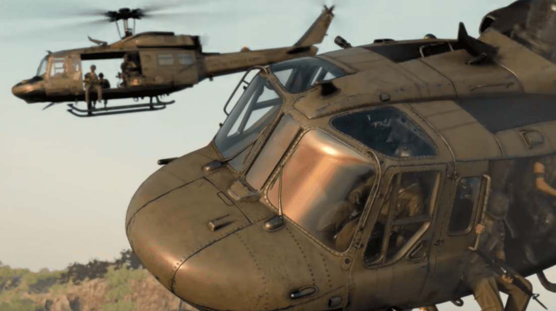 Warzone Attack Helicopters Removed.