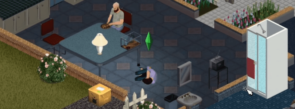 Death By Guinea Pig Disease The Sims 1