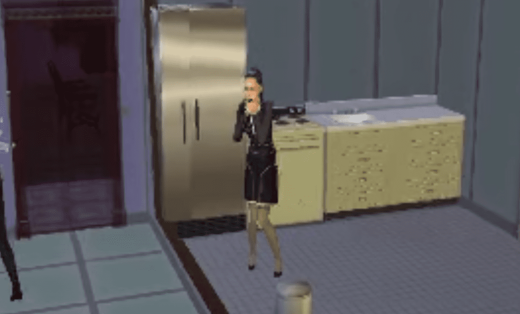 Death By Rally Forth The Sims 2