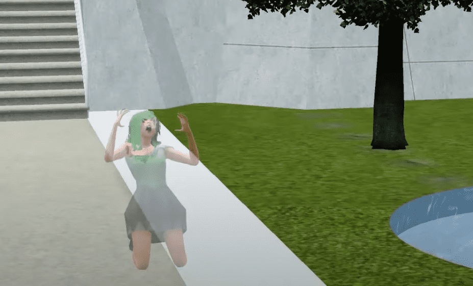 Death By Time Anomaly The Sims 3