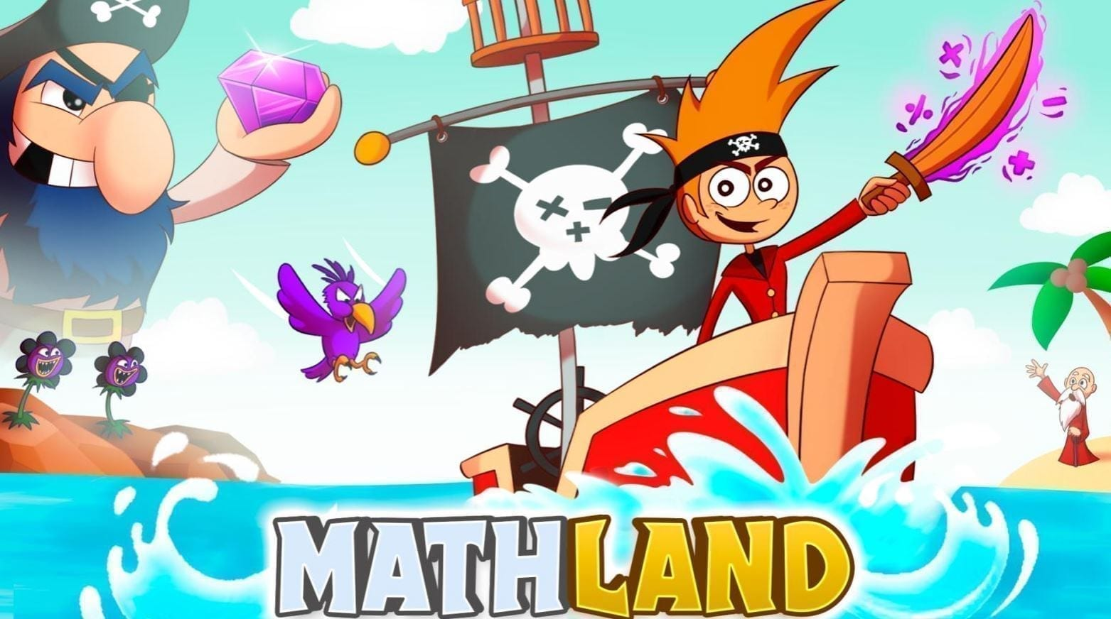 Edu Mathland