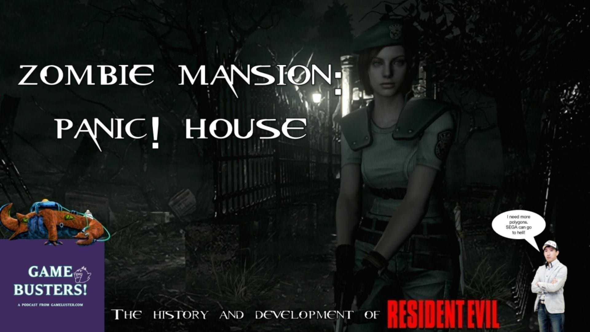 Resident Evil Game Busters