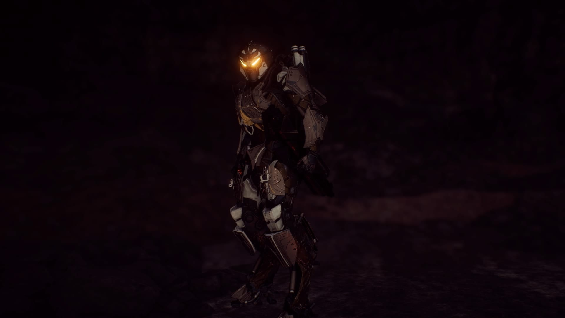 An example of some armor in Anthem