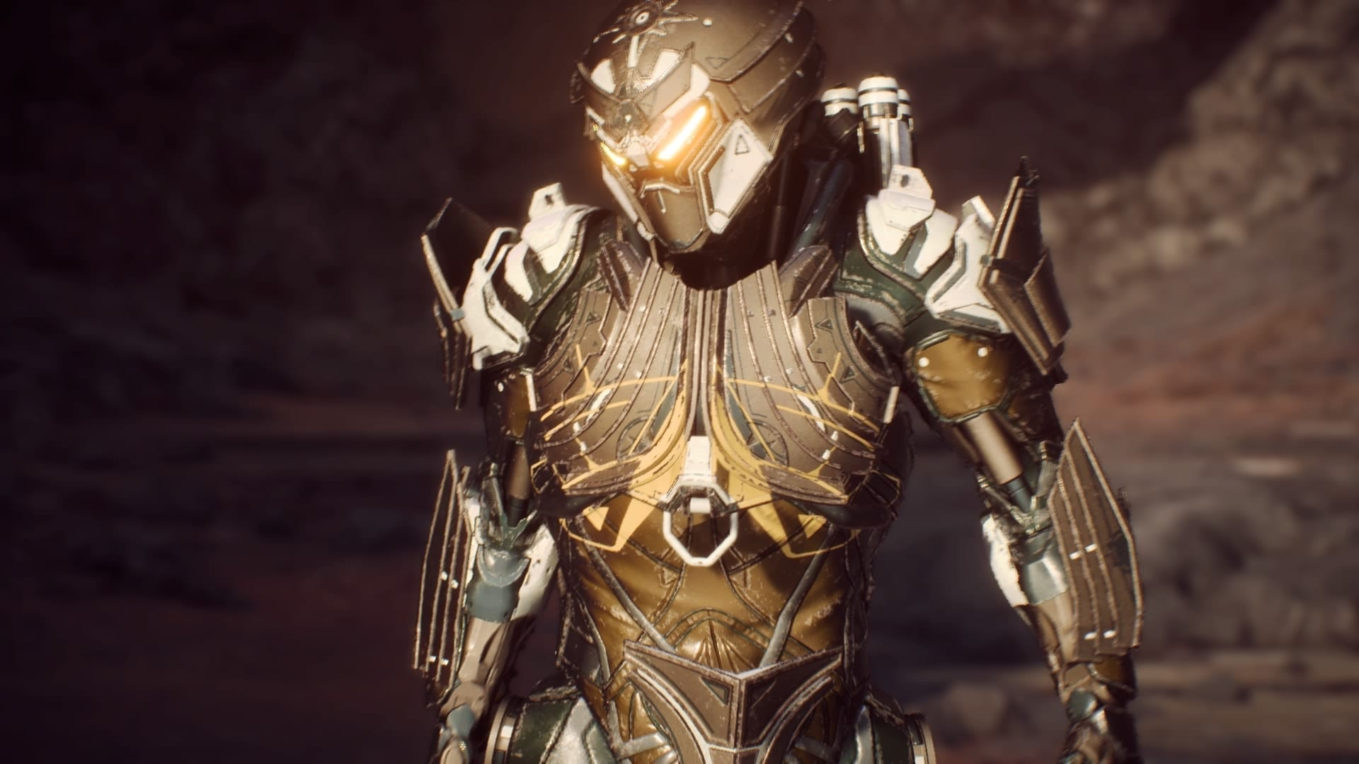 Some more armor available to purchase in Anthem