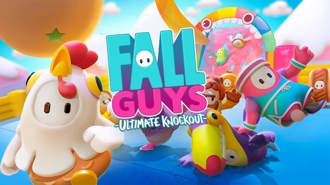 Fall Guys Switch