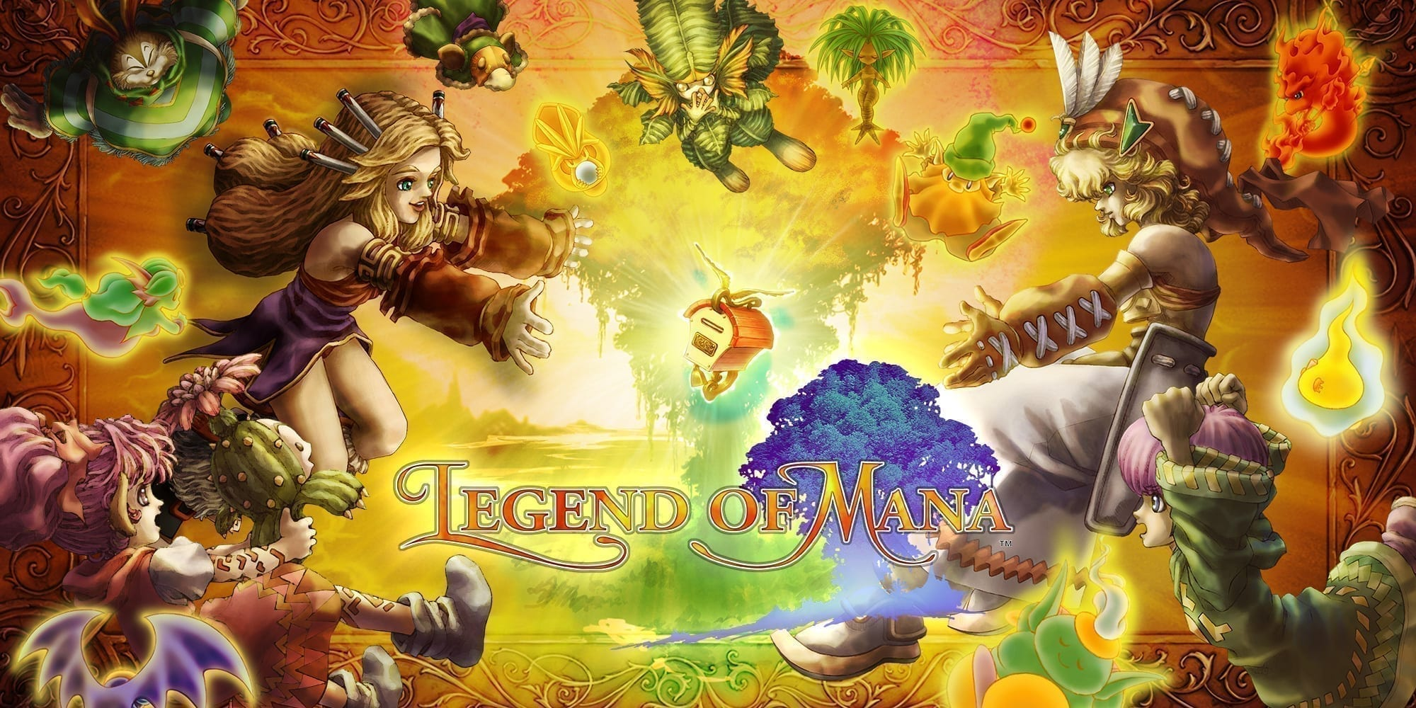 Legend of Mana Remaster
