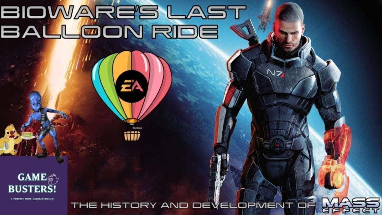 Mass Effect Game Busters